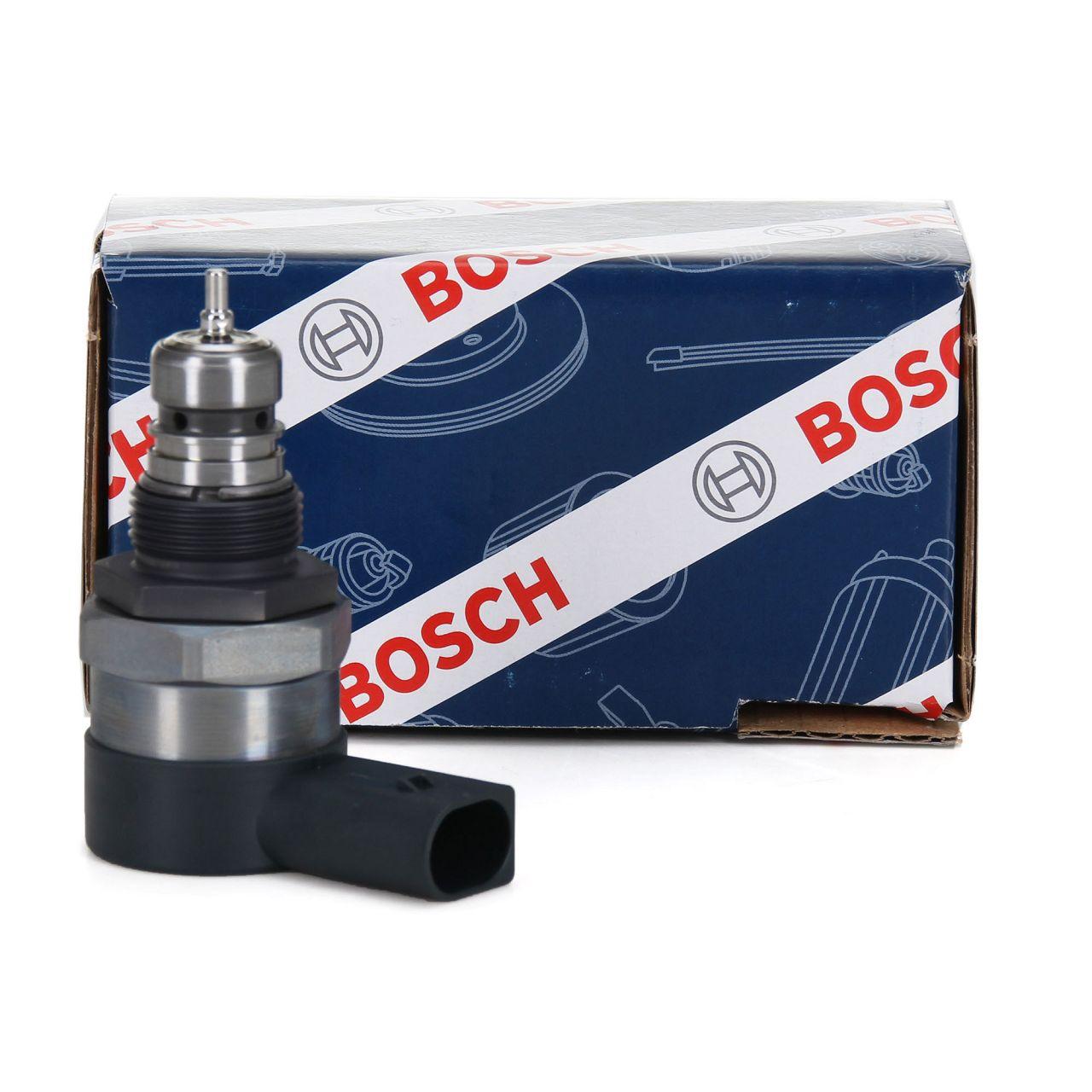 BOSCH Druckregelventil Druckregler CommonRail für AUDI SEAT SKODA VW 2.0 TDI