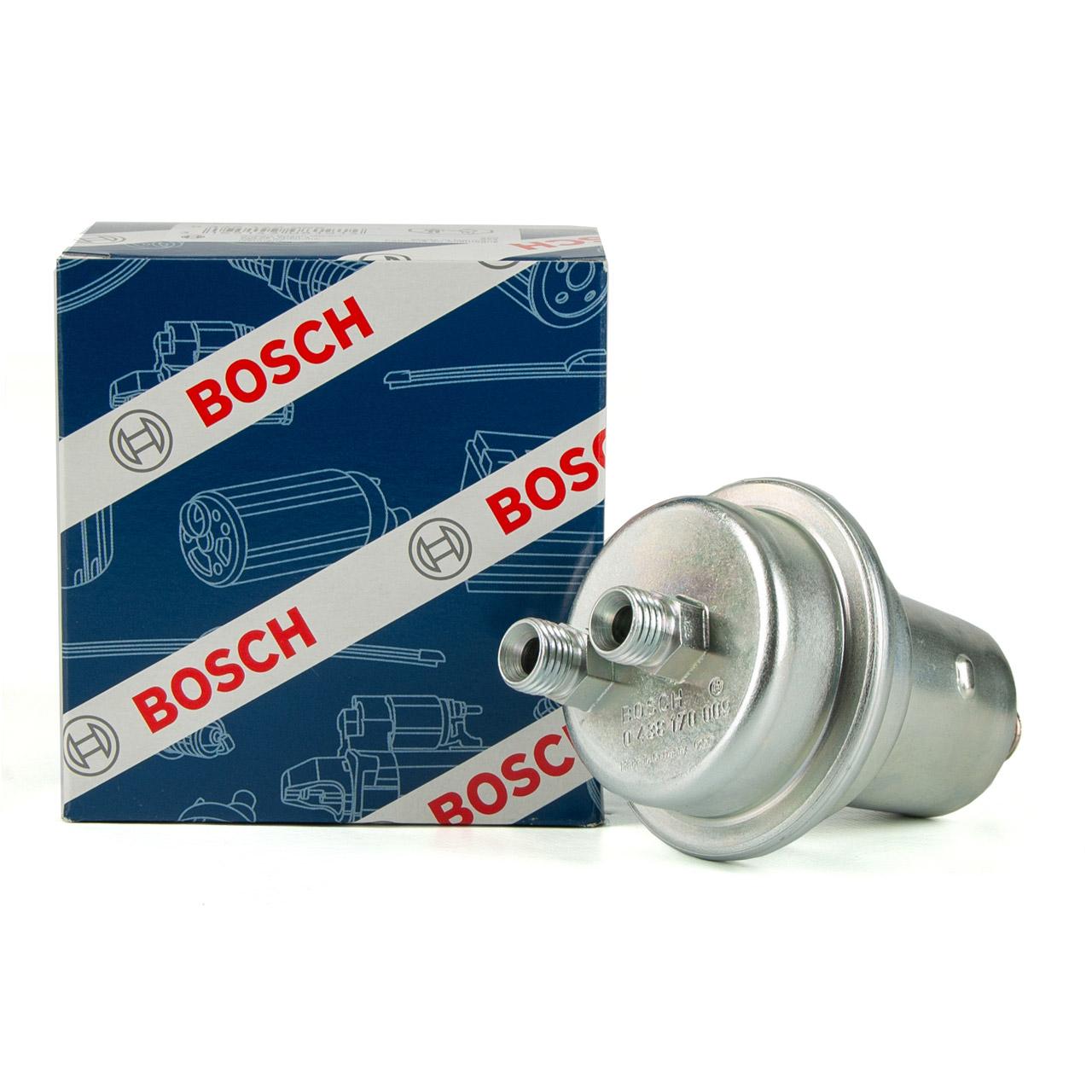 BOSCH Druckspeicher Kraftstoffspeicher PORSCHE 911 2.7 3.0 SC Carrera 3.0 Turbo