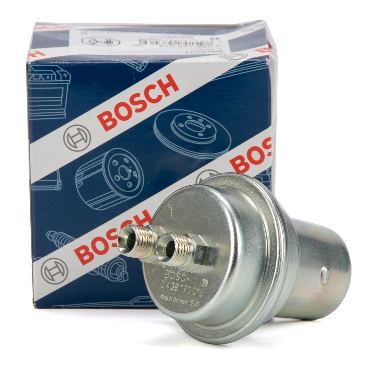 BOSCH 0438170015 Druckregler Kraftstoffspeicher PORSCHE 911 2.2-2.7 924 2.0