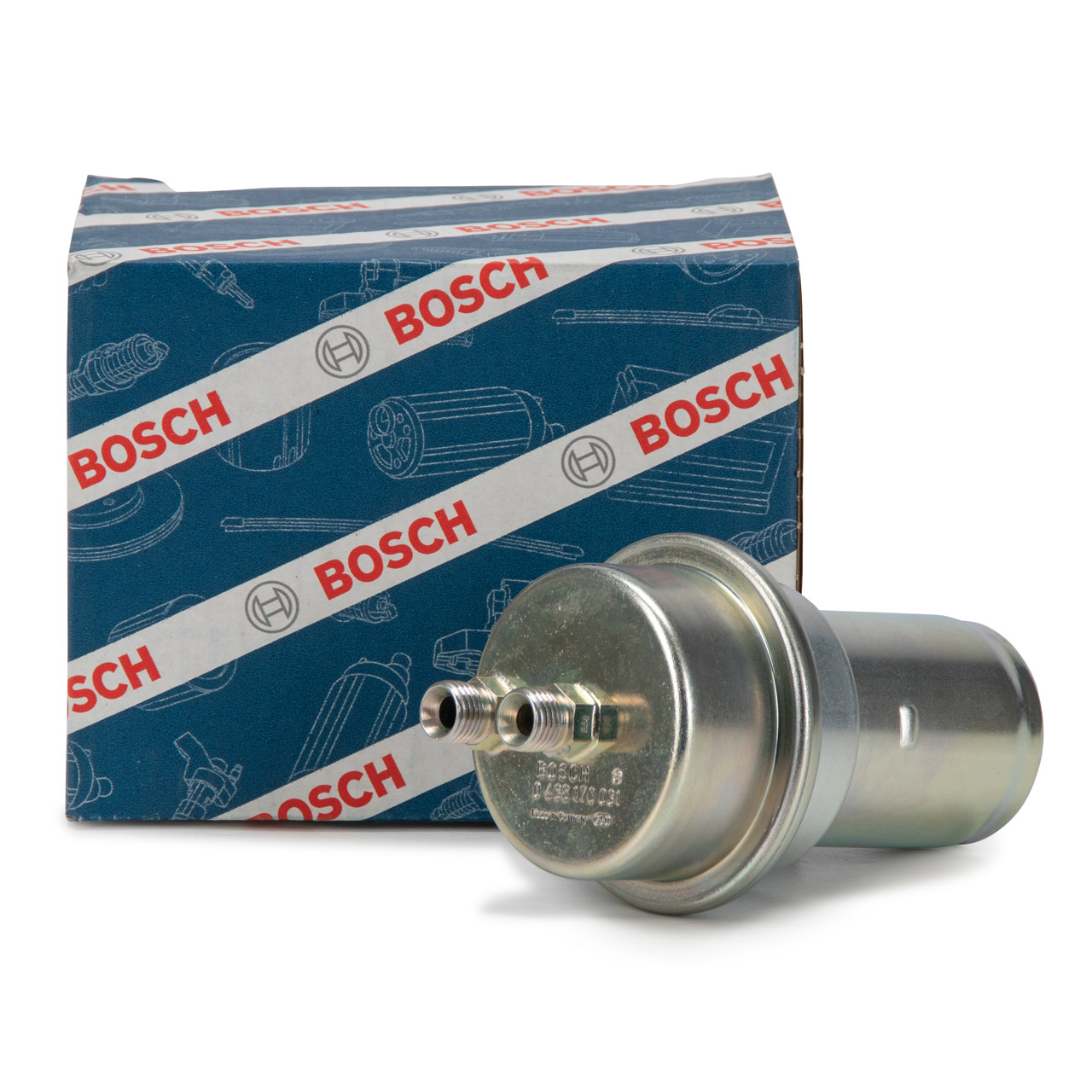 BOSCH 0438170031 Druckspeicher Kraftstoff PORSCHE 911 3.0 SC 3.3 Turbo 964 3.3/3.6 Turbo