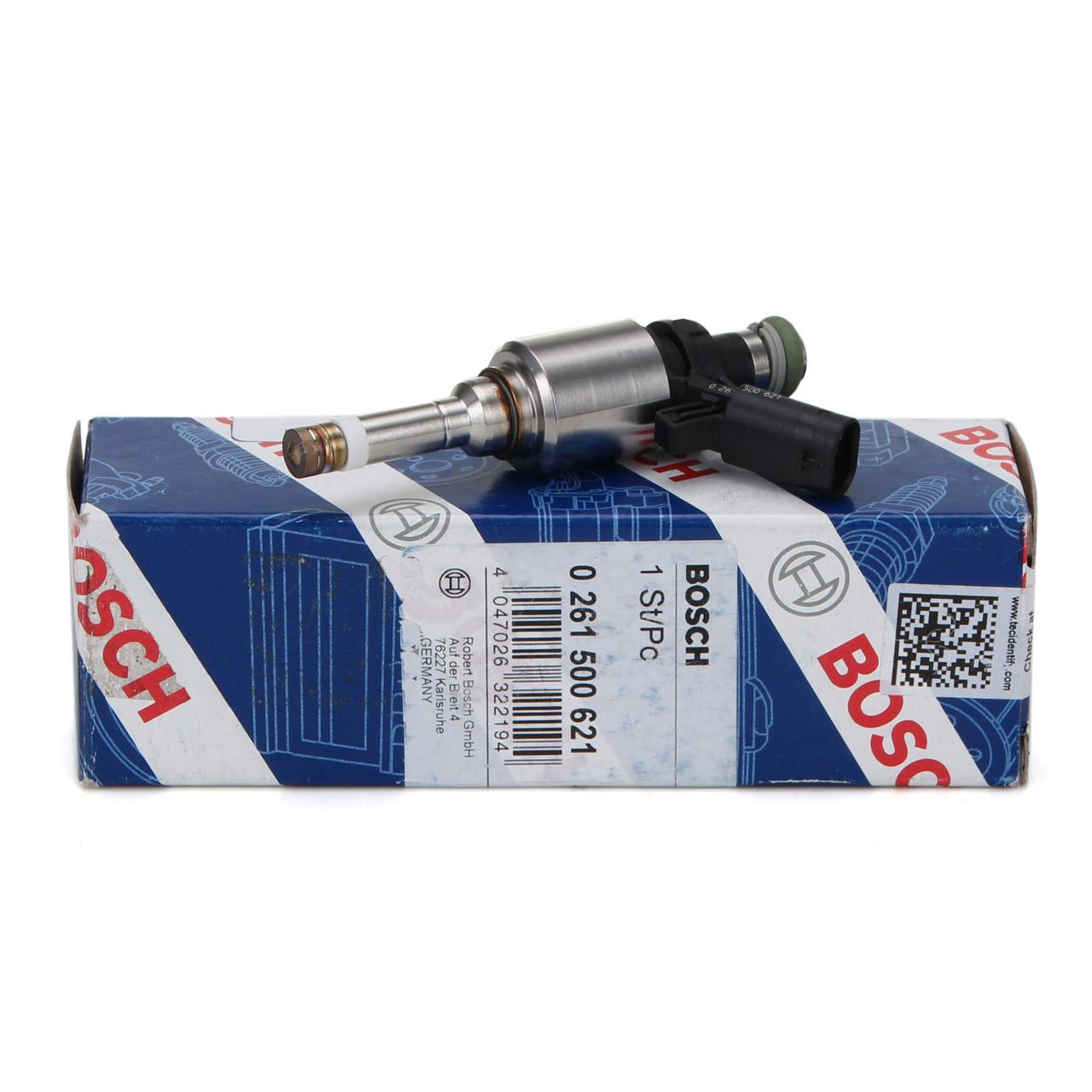 BOSCH 026150001A Einspritzventil AUDI A3 8P A6 C7 VW Golf V VI Passat 2.0 06H906036AB