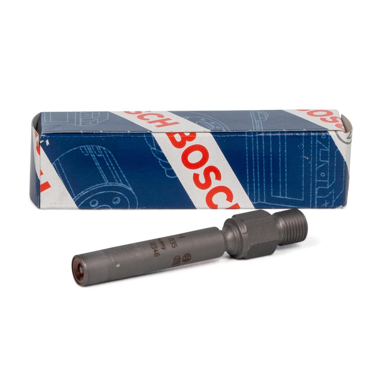 BOSCH 0437502035 Einspritzventil Einspritzdüse für MERCEDES W461 W463 W126 C126