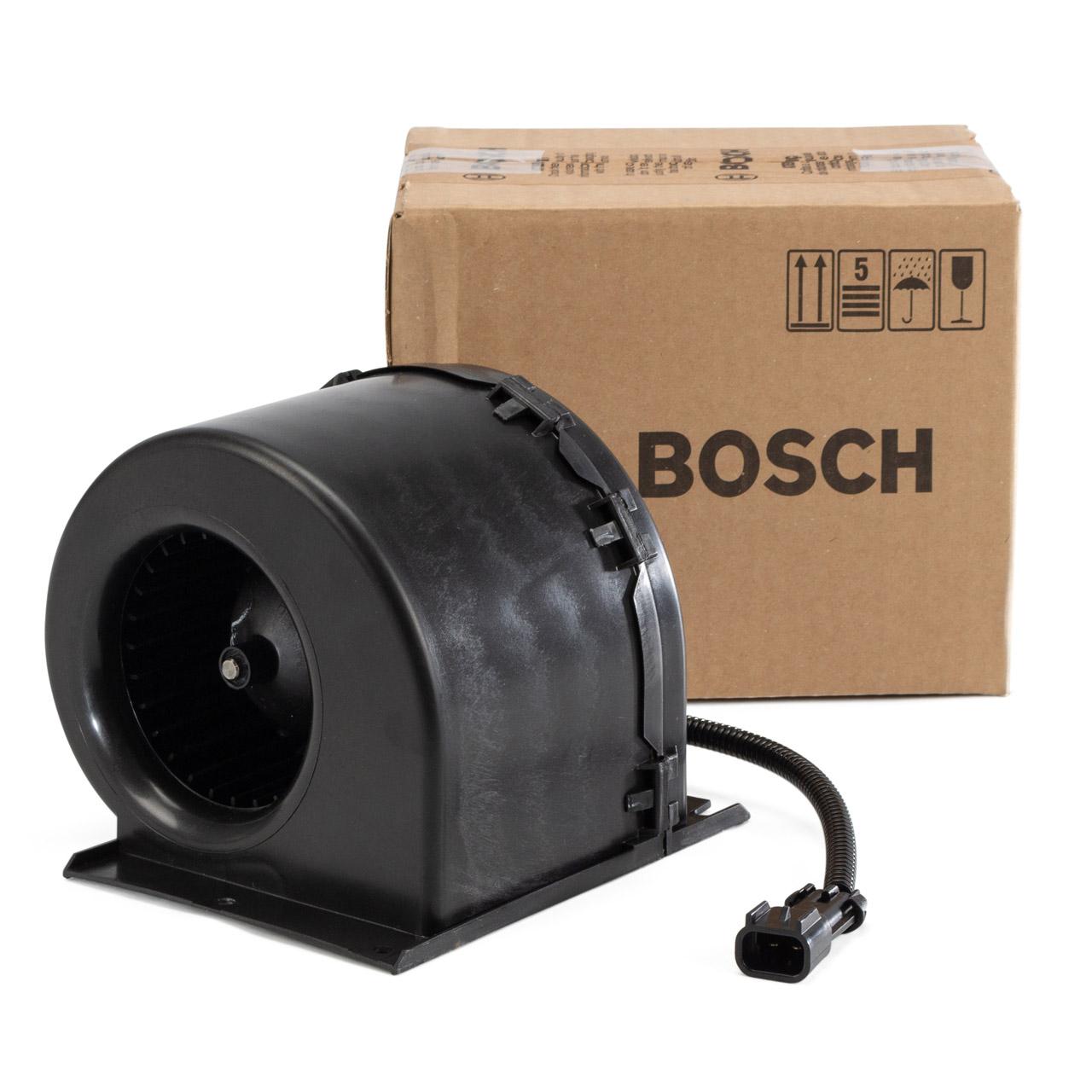 BOSCH 0130063810 Elektromotor Innenraumgebläse Kabinenlüftung JOHN DEERE