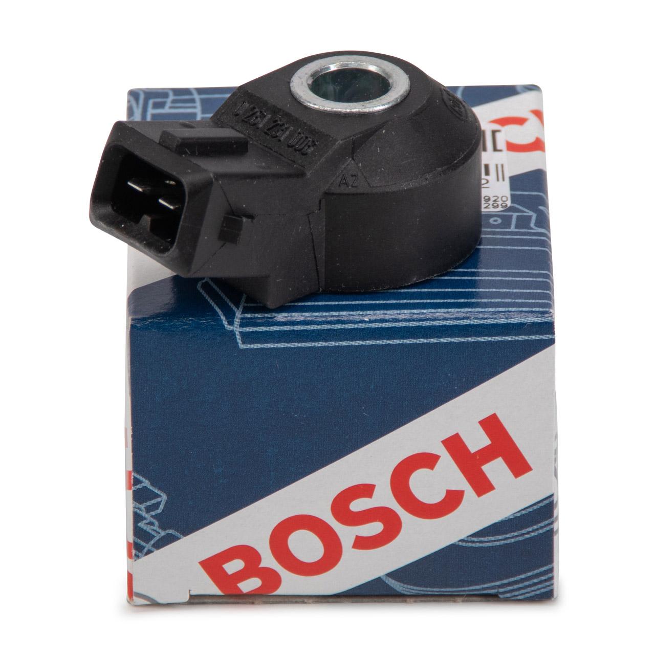 BOSCH 0261231006 Klopfsensor für PORSCHE 944 2.5 3.0 968 3.0 VOLVO 940 I II 740