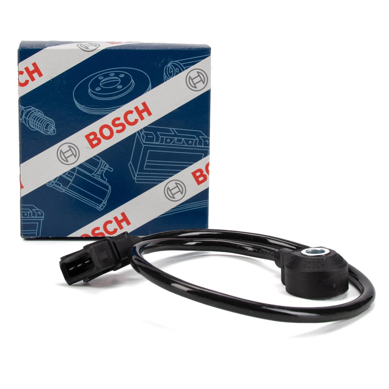 BOSCH 0261231008 Klopfsensor für PORSCHE 928 5.0 S / 5.0 GT 91160614100