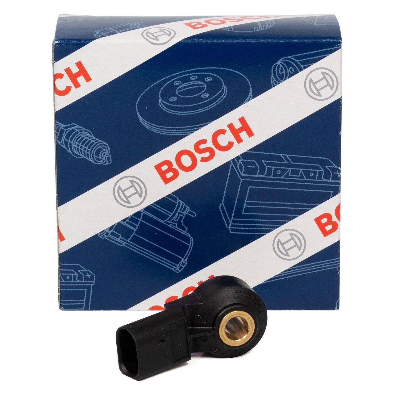 BOSCH 0261231146 Klopfsensor AUDI A1 A3 8L 8P A4 8E SEAT Ibiza SKODA VW Golf 5 6 7