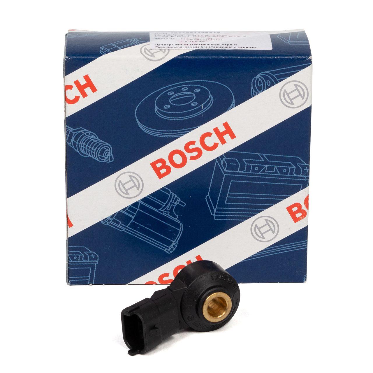 BOSCH Klopfsensor 0261231173 für OPEL ASTRA H CORSA D ALFA ROMEO MITO FIAT PUNTO