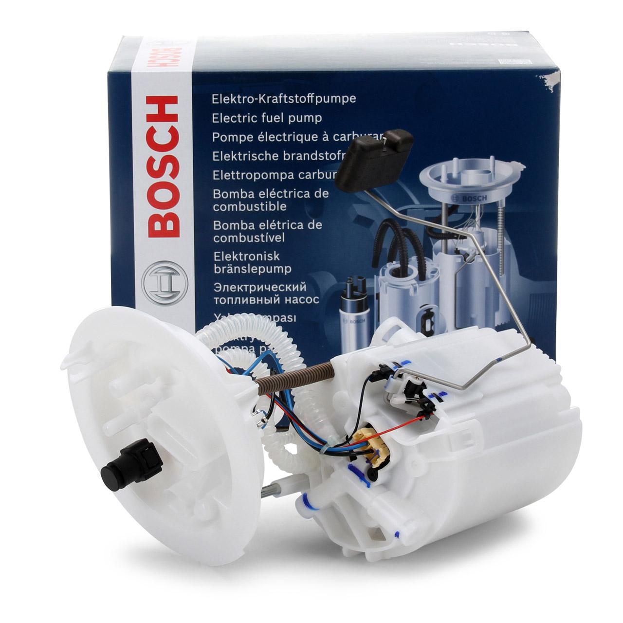 BOSCH 0580205006 Kraftstoffpumpe Diesel AUDI A4 B8 A5 8T 8F 2.0 / 2.7 / 3.0 TDI 8K0919050L