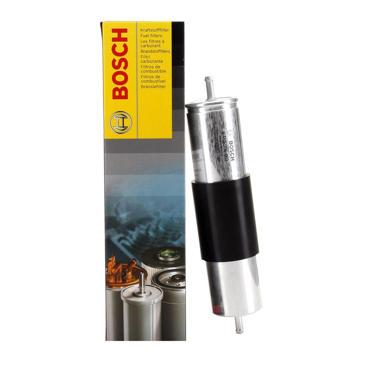 BOSCH Kraftstofffilter Dieselfilter für BMW E53 X5 3.0D 211/218 PS 16126765756