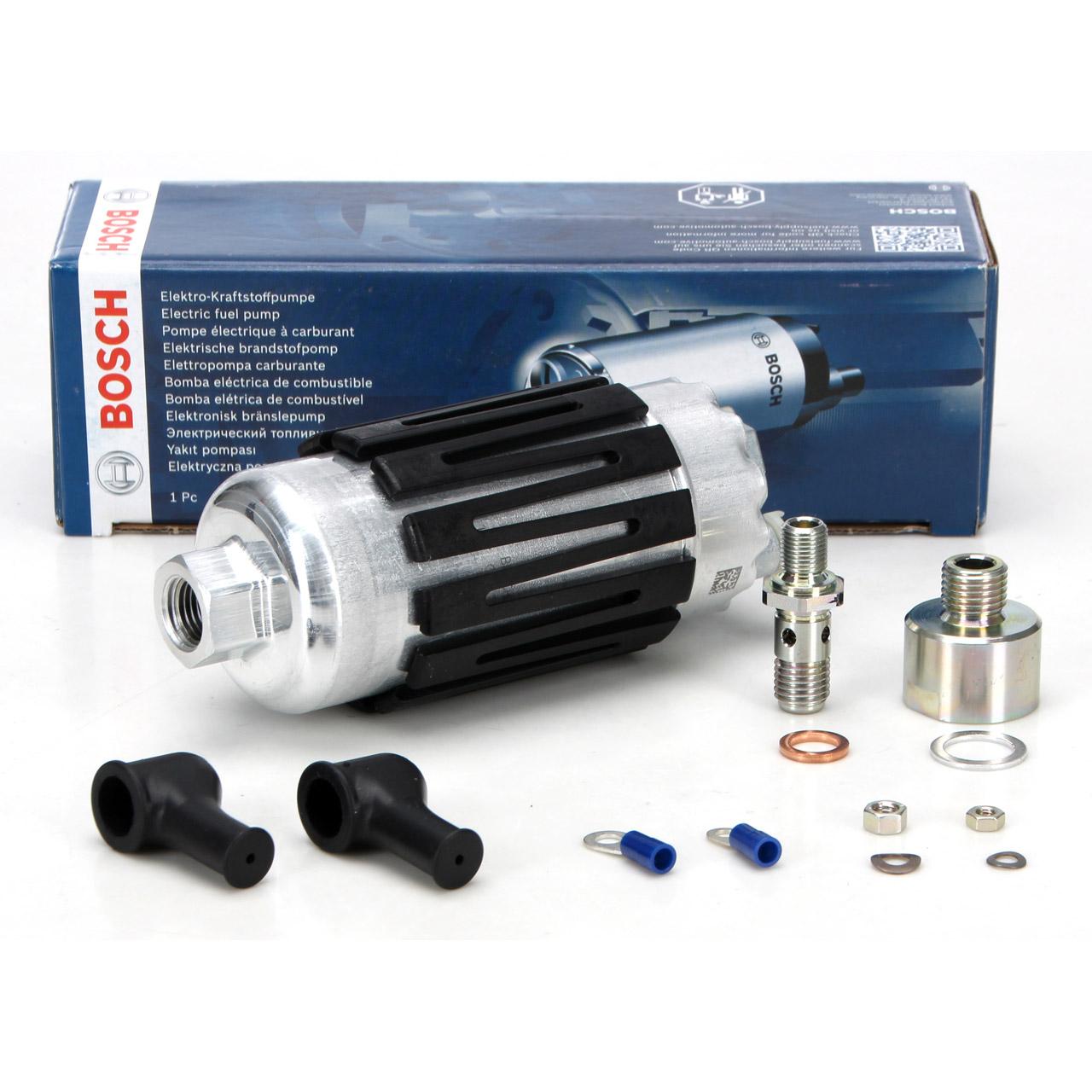 BOSCH 0580254044 Kraftstoffpumpe für PORSCHE 993 3.6 Carrera 272 / 286 PS