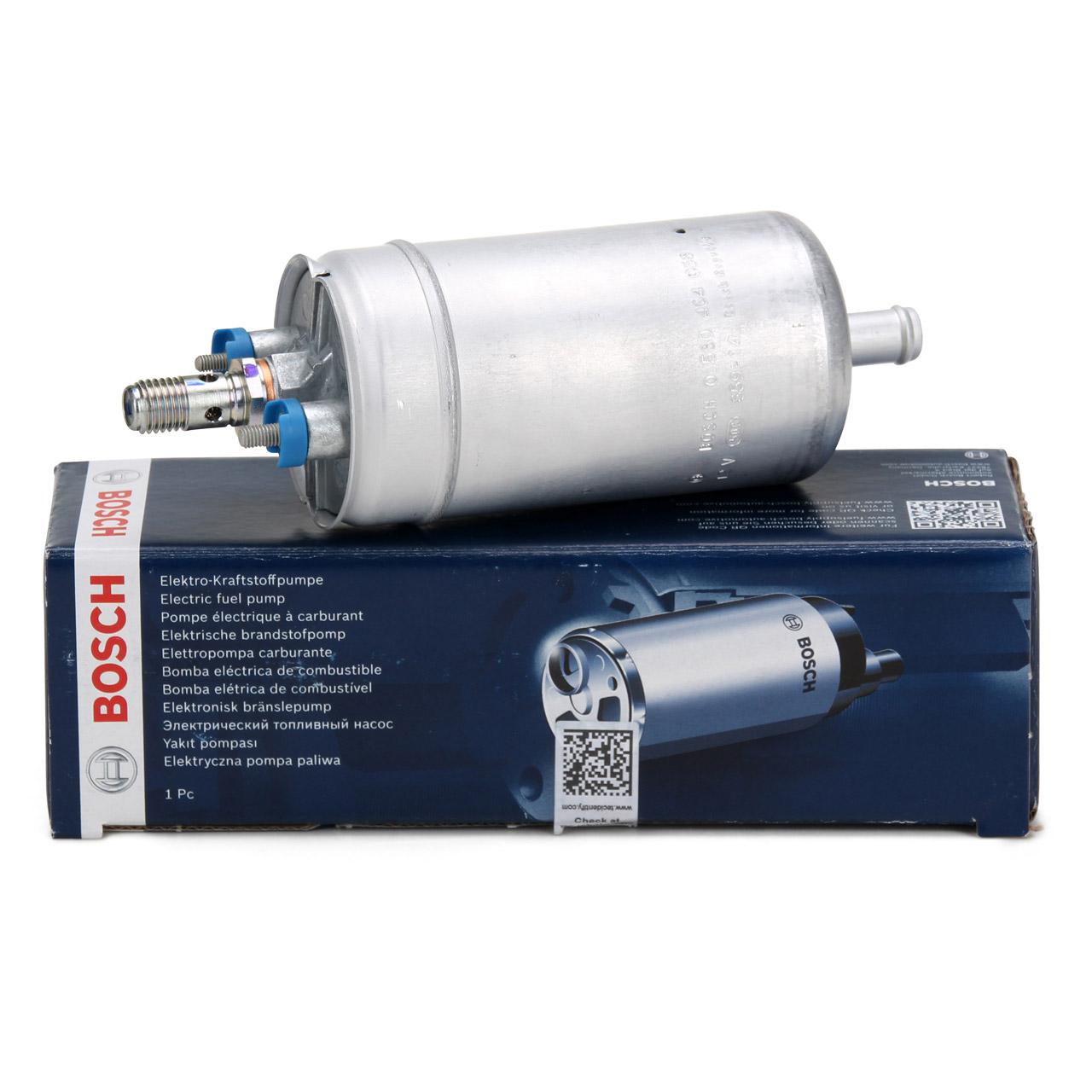 BOSCH 0580464058 Kraftstoffpumpe für PORSCHE 964 993 3.6/3.8 Carrera Turbo/GT2