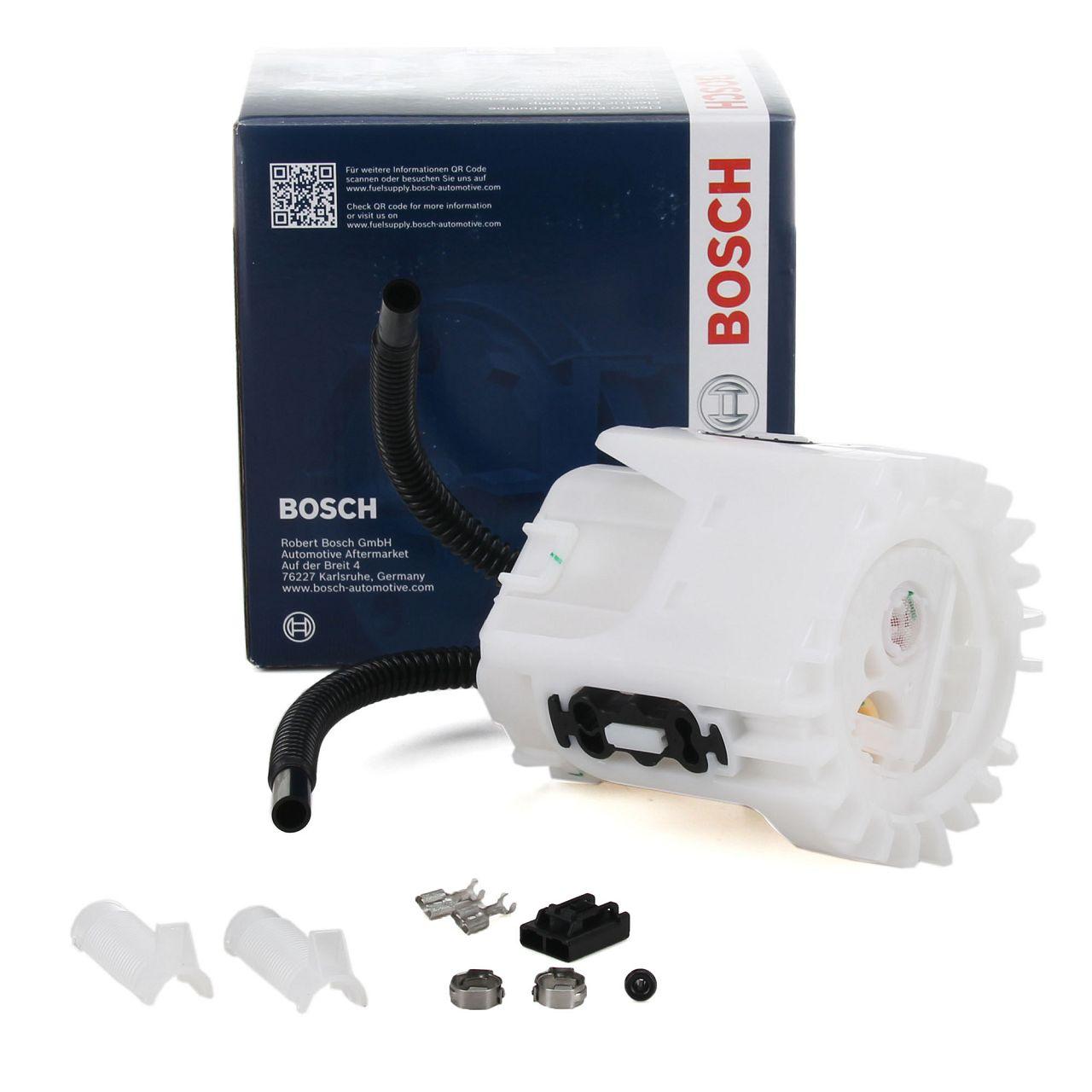BOSCH Kraftstoffpumpe Benzinpumpe 0986580823 für SEAT IBIZA SKODA VW GOLF 2 3 T4