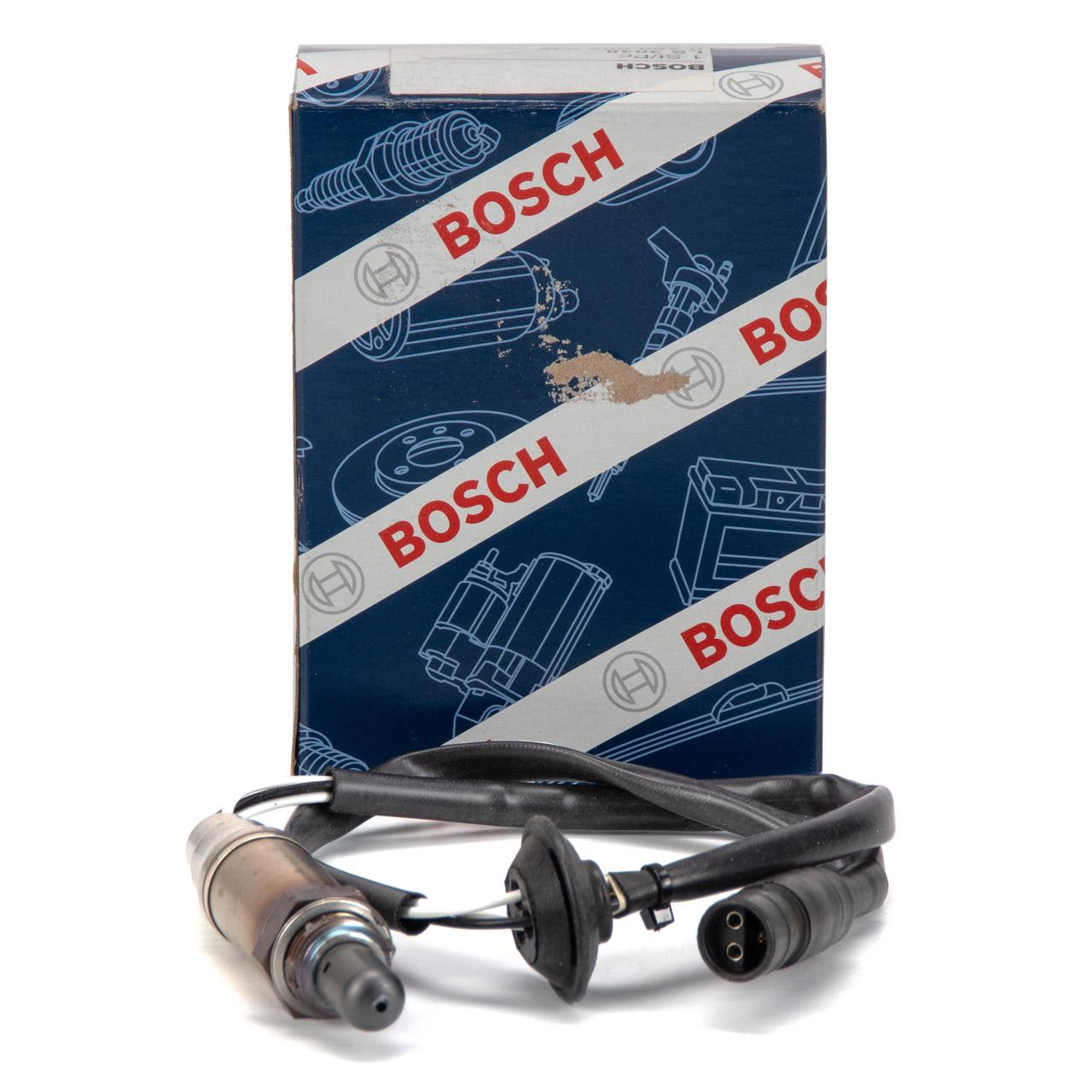 BOSCH 0258003048 Lambdasonde VOR Kat PORSCHE 928 S / GT / GTS 92860612801