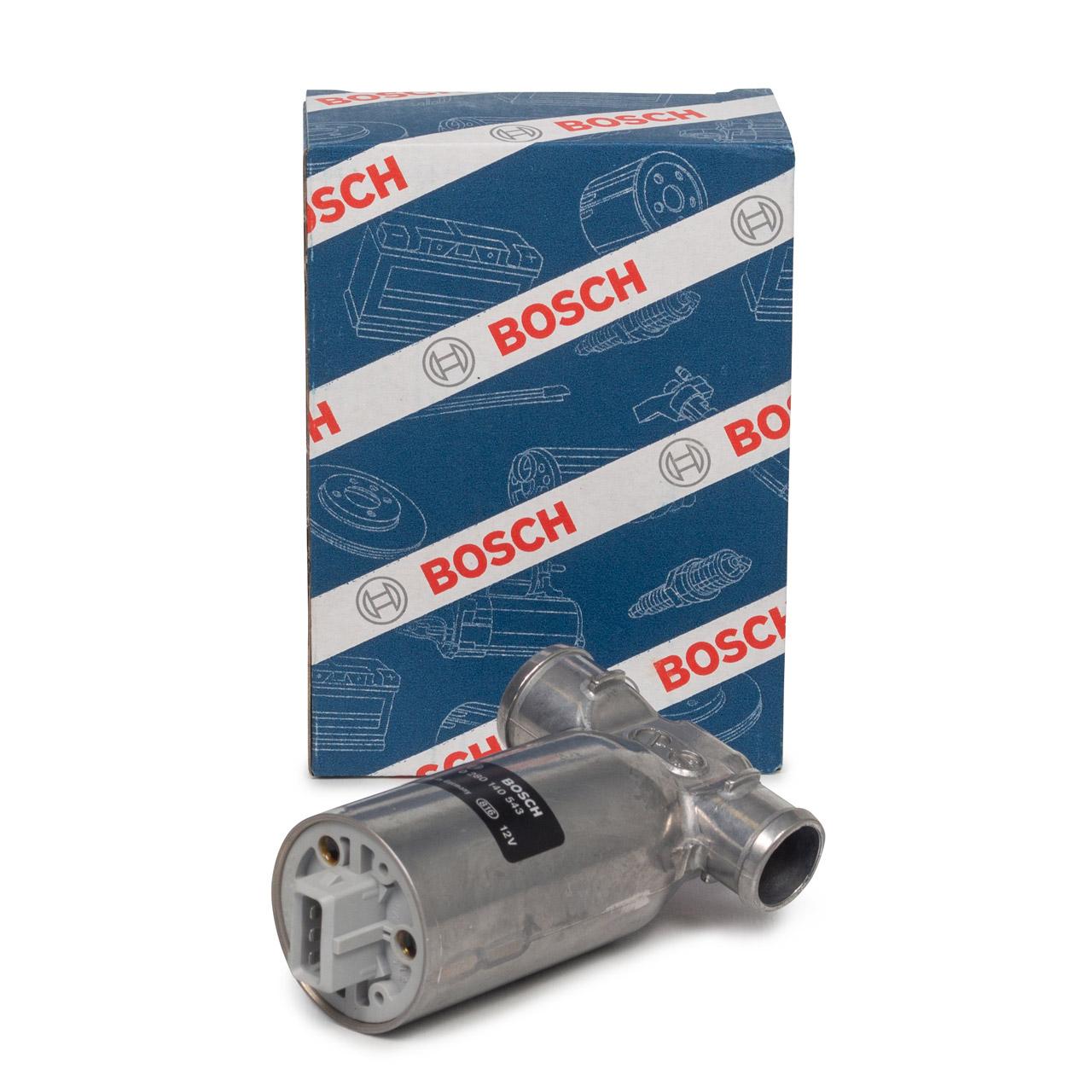 BOSCH 0280140543 Leerlaufregler für PORSCHE 993 3.6/3.8 Carrera 3.6 Turbo / GT2