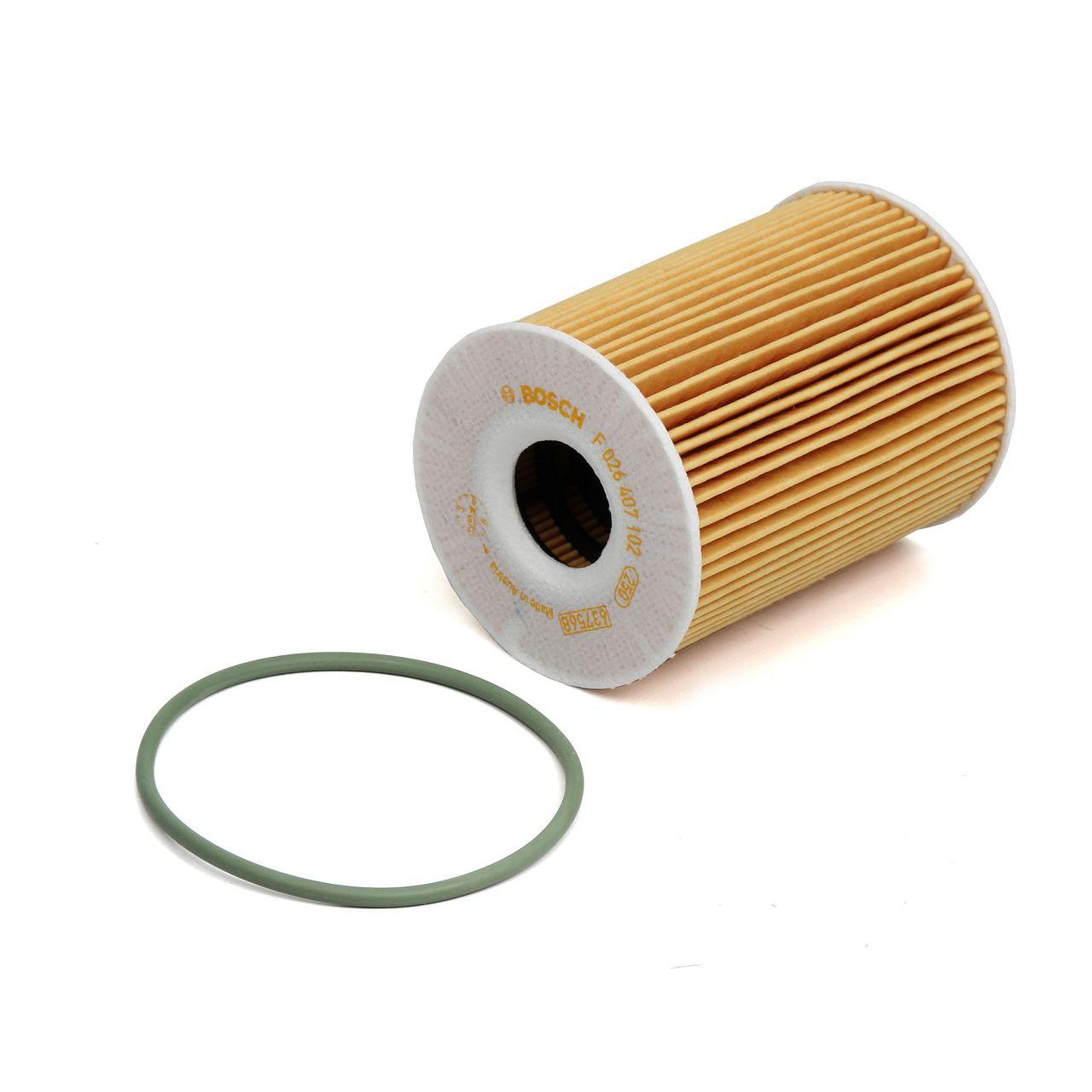 Filterset für PORSCHE CAYENNE (9PA) S 4.8 / GTS 4.8 / Turbo S 4.8 385-550 PS