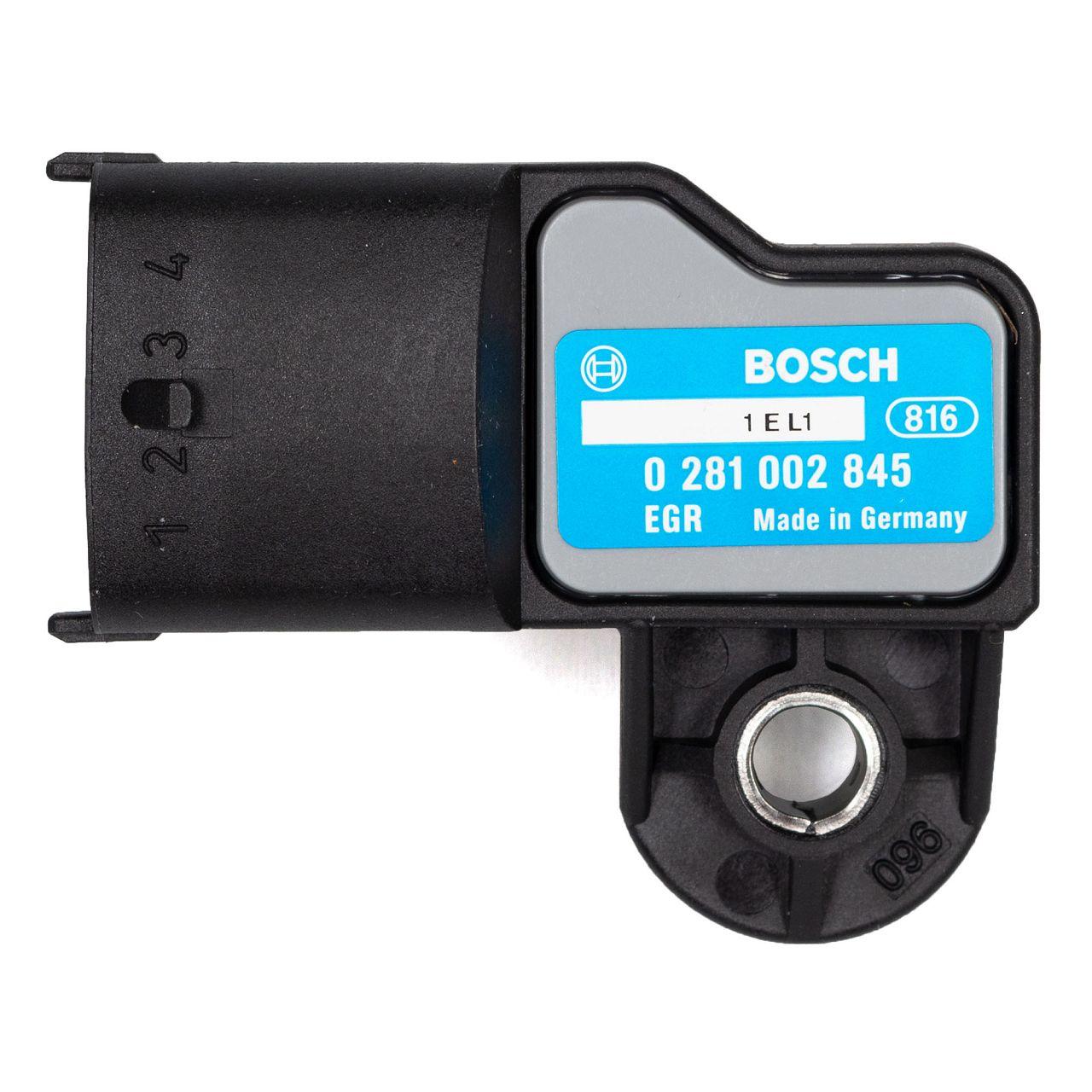 BOSCH 0281006076 Sensor Ladedruck OPEL Astra J Corsa D E Insignia A Zfira C