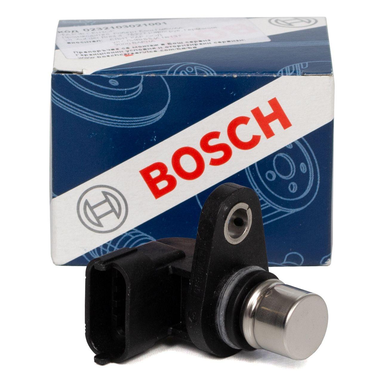 BOSCH 0232103021 Nockenwellensensor OPEL Agila Astra G H Combo Corsa C Tigra