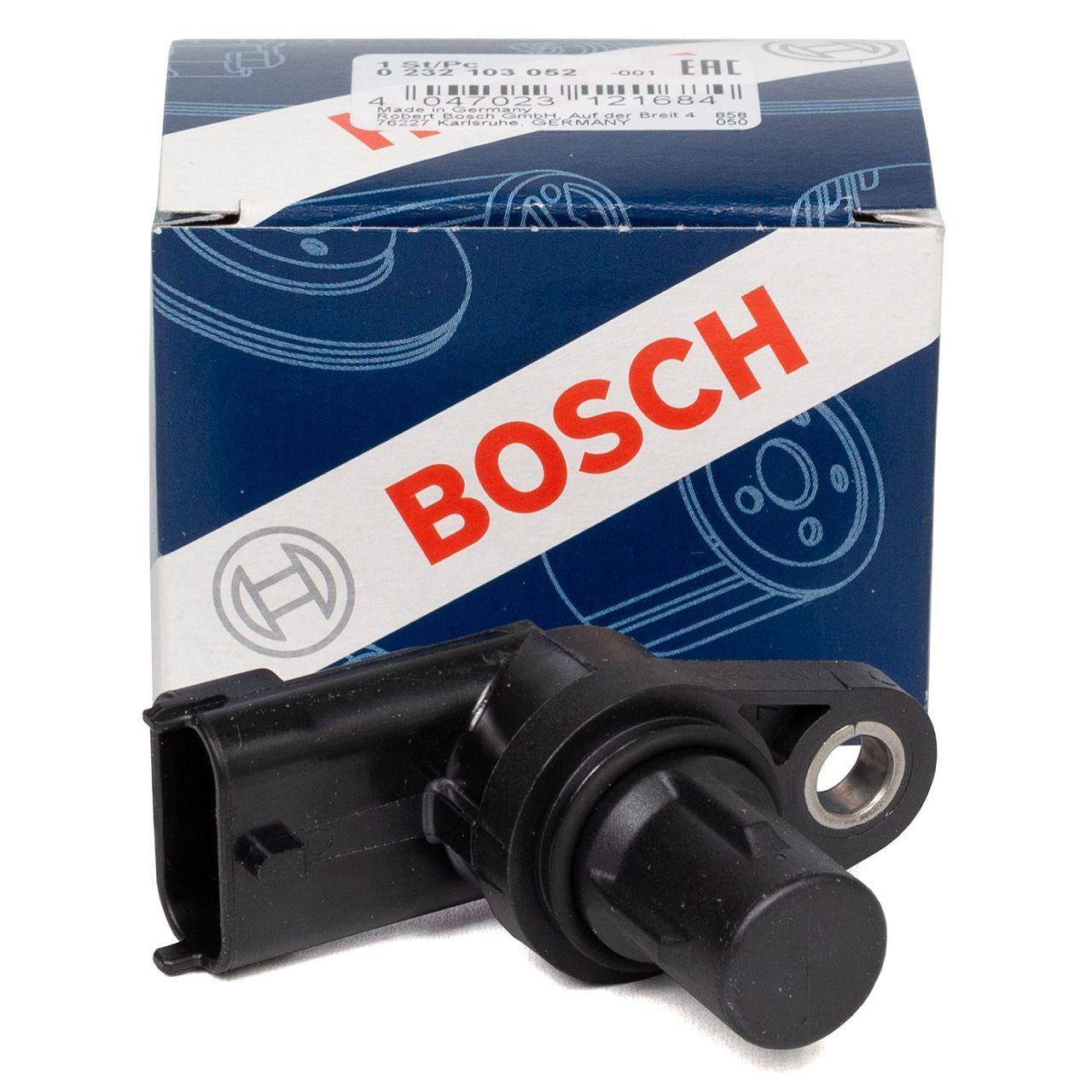 BOSCH Nockenwellensensor 0232103052 für OPEL AGILA ASTRA H CORSA C VOLVO S40 II