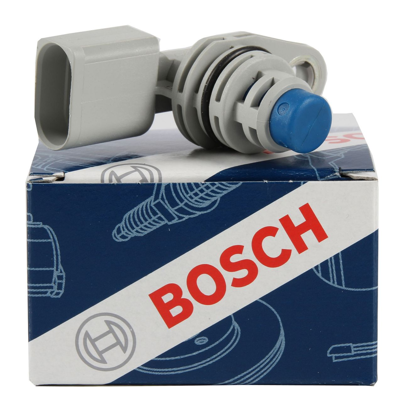BOSCH Nockenwellensensor SEAT Ibiza 4 SKODA Fabia 1 2 VW Fox Polo (9N_) 1.2