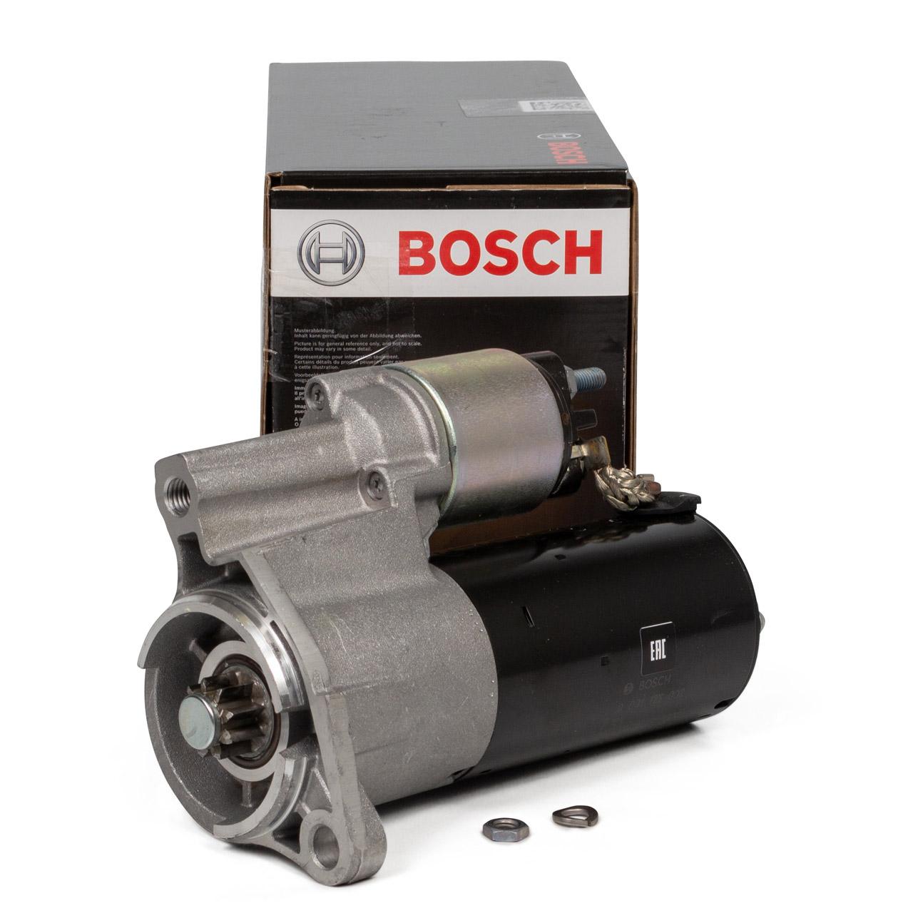 BOSCH 0001123002 Anlasser 12V 1,7 kW für PORSCHE CAYENNE 9PA 3.2 3.6 AUDI Q7 3.6