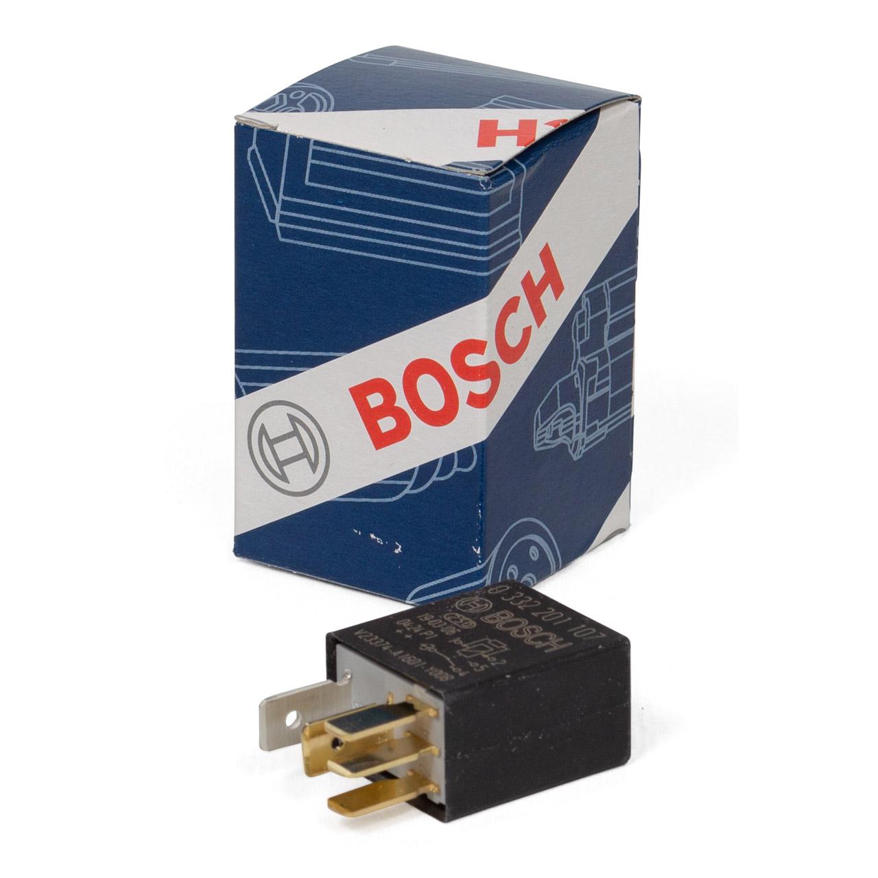 BOSCH 0332201107 Multifunktionsrelais Relais Schalter JOHN DEERE SERIES 6