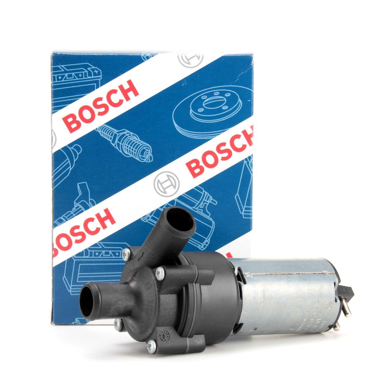 BOSCH Wasserumwälzpumpe Zusatzpumpe für Mercedes W202 W210 C208 Sprinter Vito