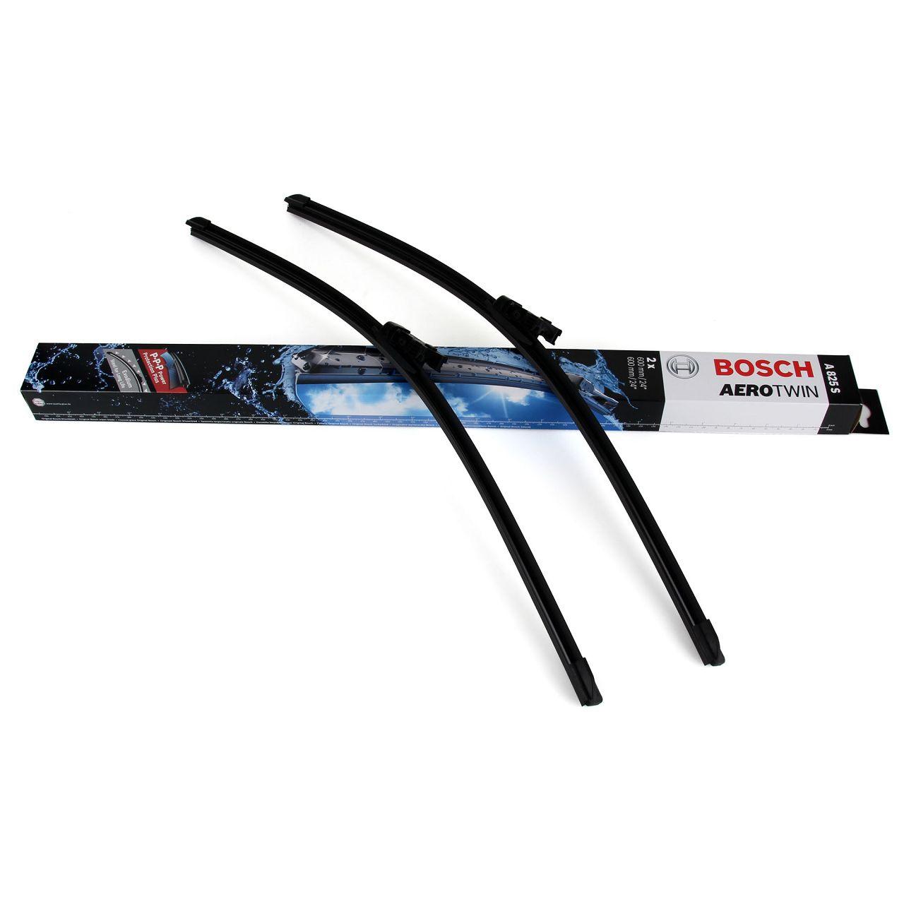 BOSCH AEROTWIN A825S Scheibenwischer Wischer für MERCEDES W204 C218 W212 S212