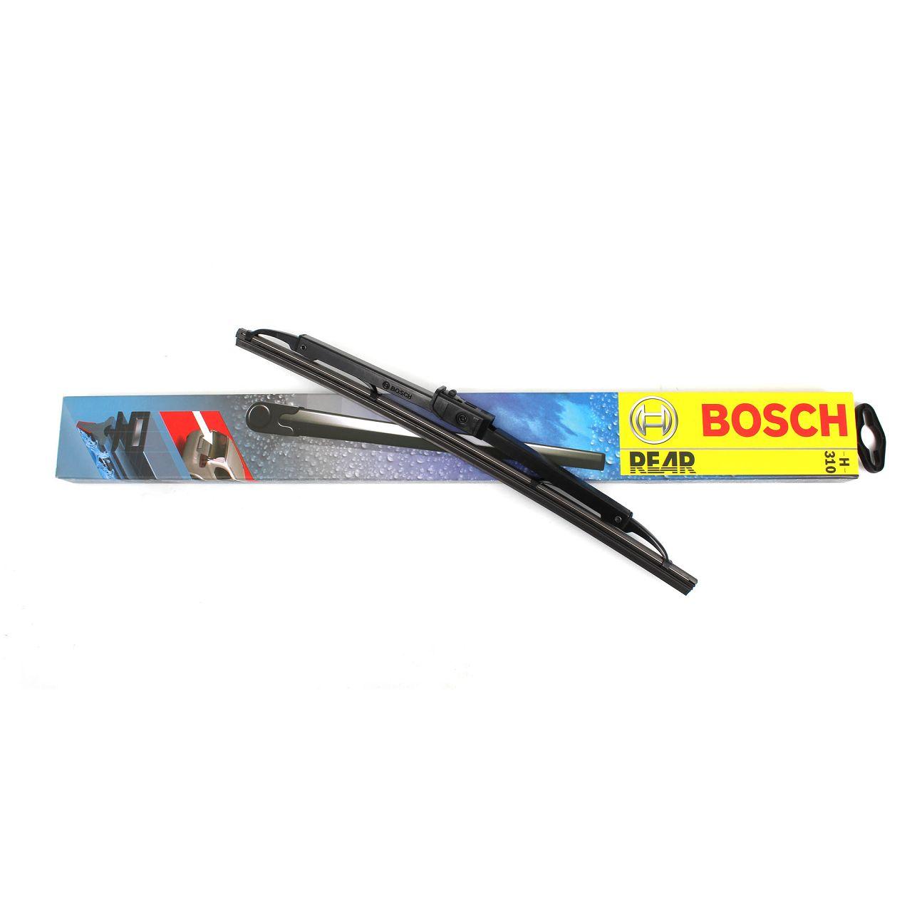 BOSCH Heckscheibenwischer Wischerblatt Heckwischer H310 für VW Fox 3397011654