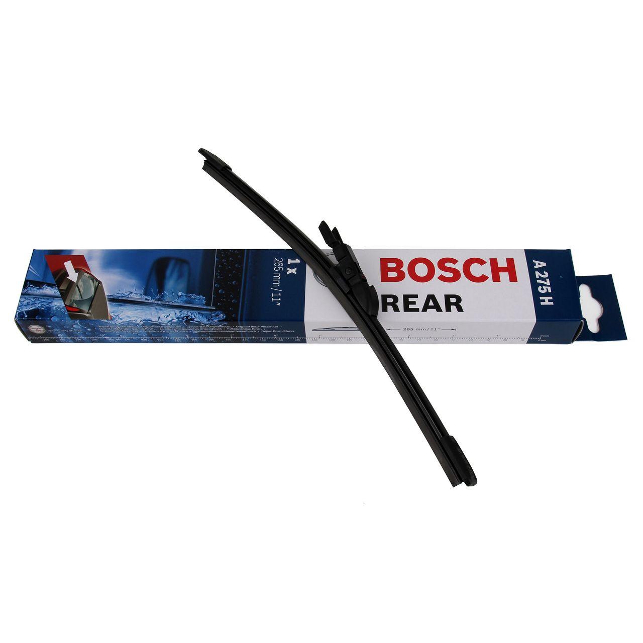 BOSCH Scheibenwischer Wischerblatt Heckscheibenwischer AEROTWIN A275H 265mm