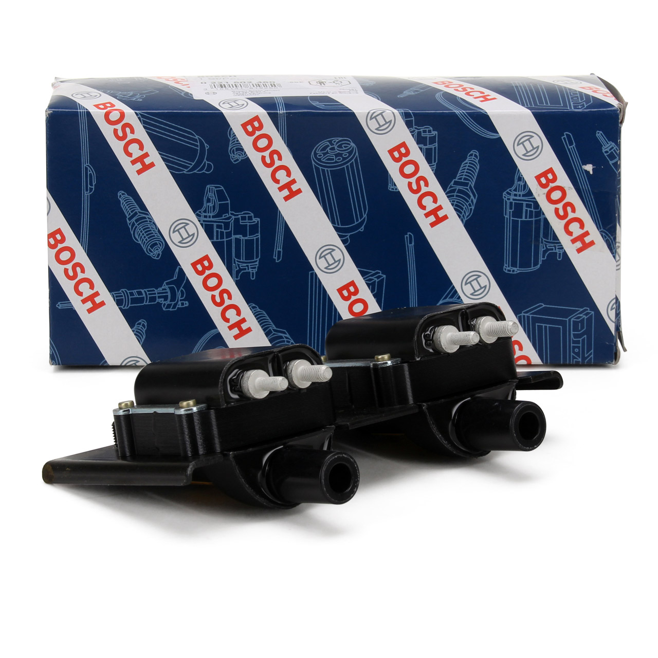 BOSCH 0221502460 ZS-K-ROV Zündspule PORSCHE 911 993 3.6 Carrera 3.8 Carrera