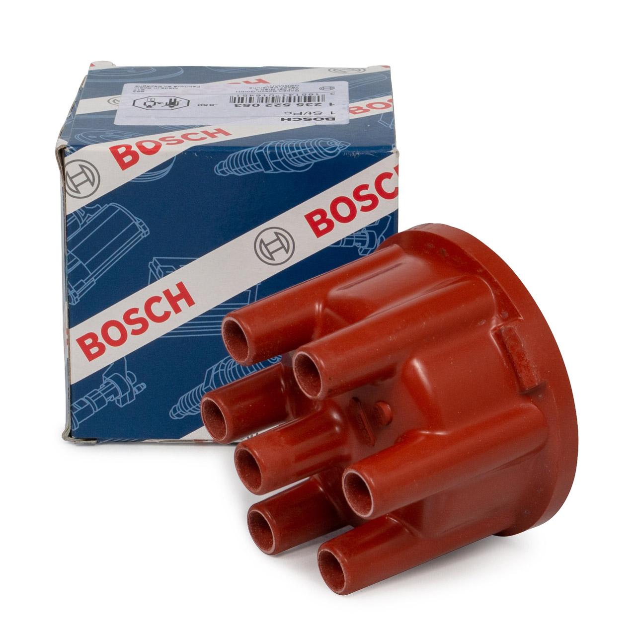 BOSCH 1235522053 Zündverteilerkappe PORSCHE 911 3.0 3.3 Carrera / SC / Turbo