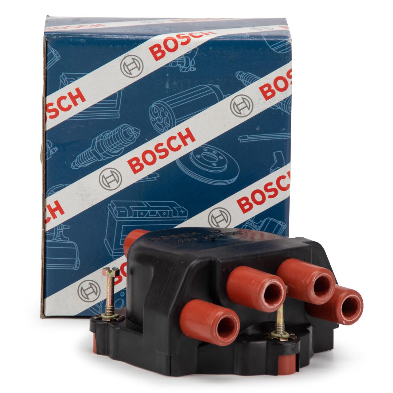 BOSCH 1235522395 Zündverteilerkappe für PORSCHE 928 5.0 5.4 944 2.5 S 3.0 S2 968