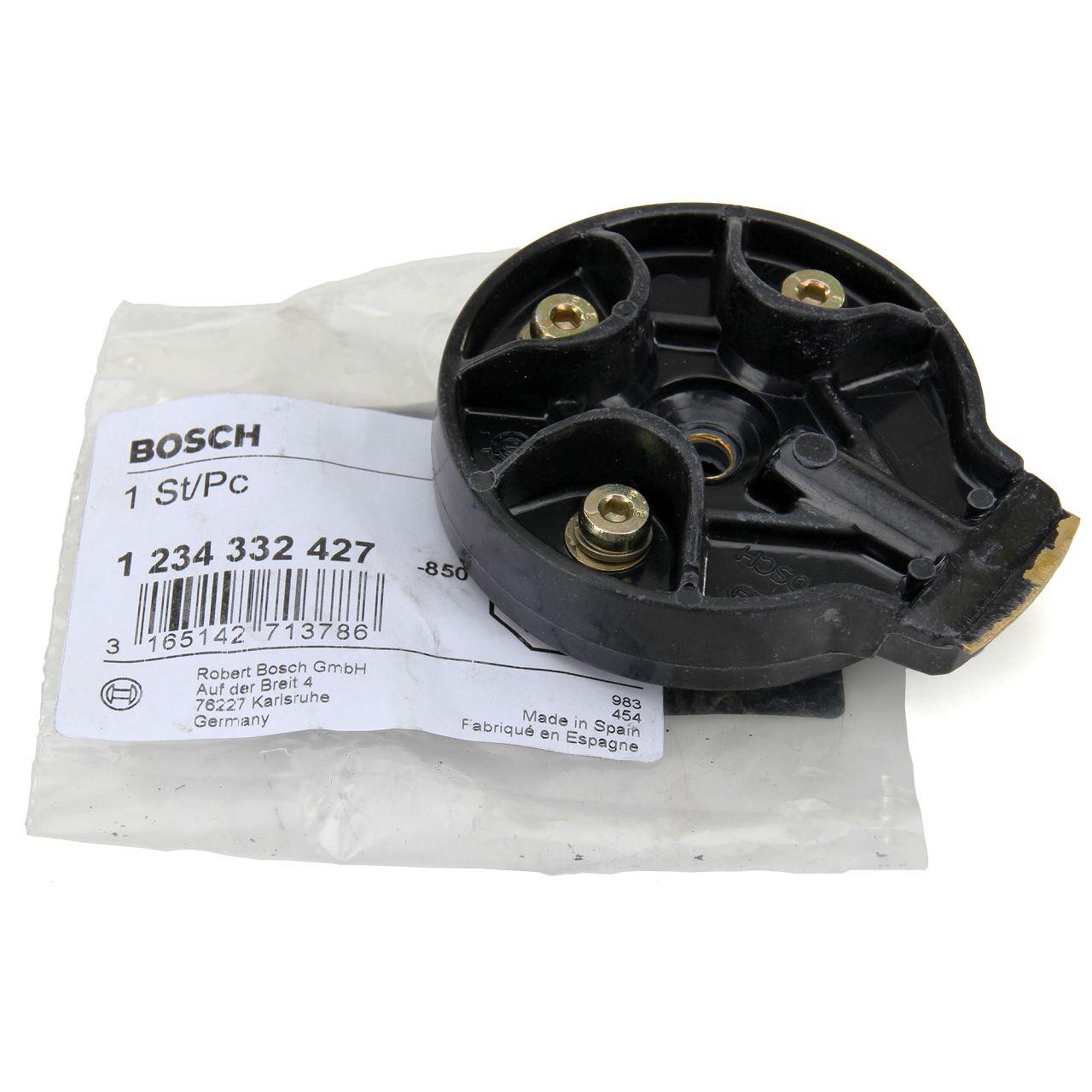 BOSCH 1234332427 Zündverteiler Verteilerläufer für Mercedes W124 W126 W140 R129