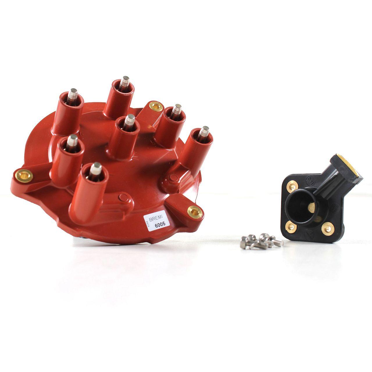 Verteilerkappe + Verteilerfinger MERCEDES W201 W124 W126 W463 R107 R129 M103