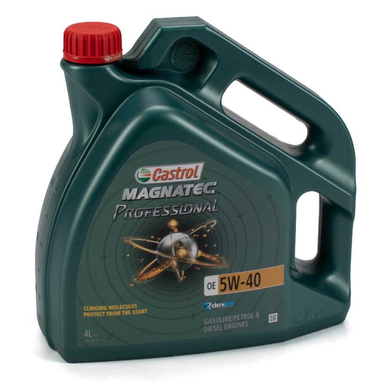 CASTROL Magnatec Professional Motoröl OE 5W40 dexos2 Ford WSS-M2C917-A - 7 Liter