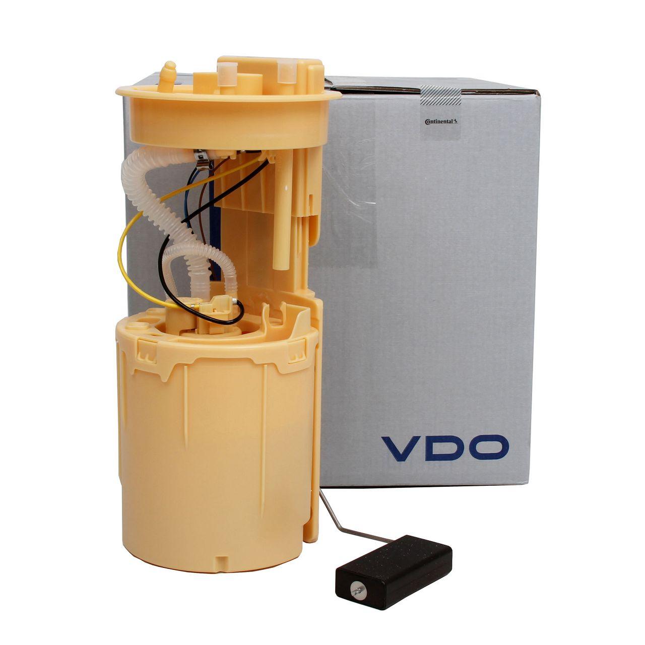 VDO Kraftstoffpumpe Dieselpumpe Fördereinheit VW Caddy 3 1.9 TDI 2.0 SDI/TDI