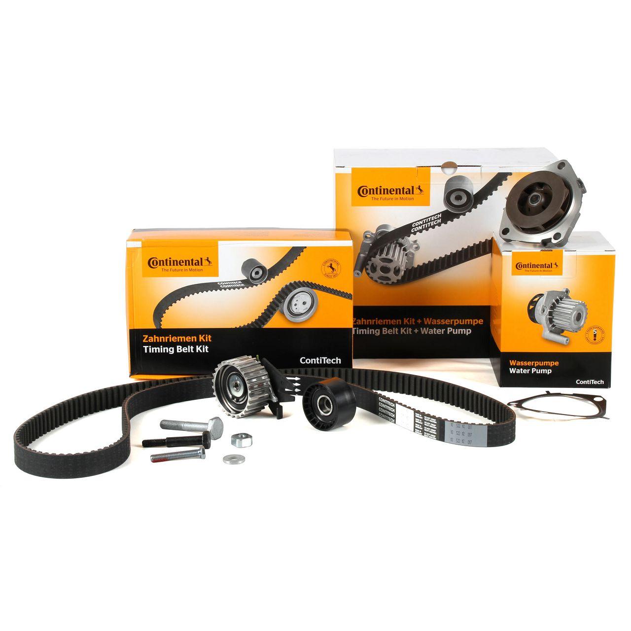 CONTITECH Zahnriemensatz + Wasserpumpe CT1105WP2 für ALFA ROMEO FIAT OPEL SAAB