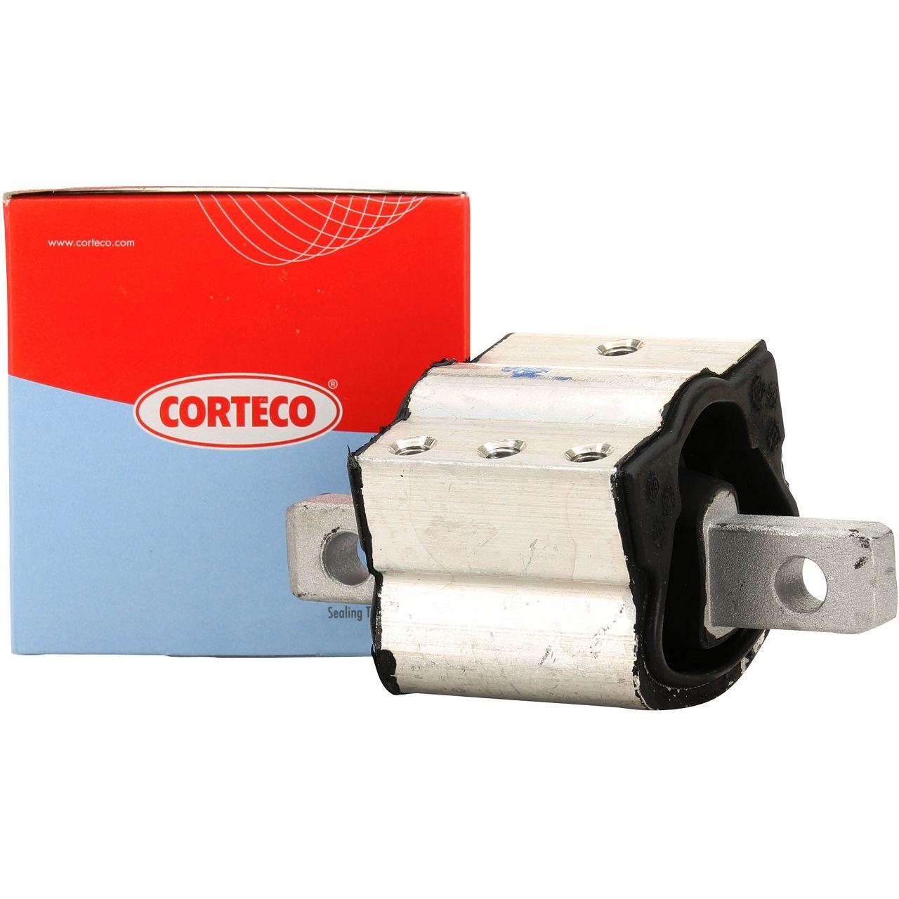 CORTECO Motorlager Motorhalter für Mercedes W202 W203 W210 W211 W463 R129 hinten