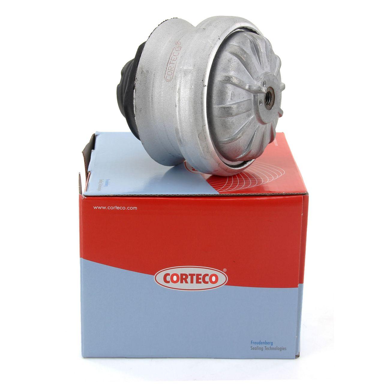 CORTECO Motorlager Hydrolager MERCEDES 190 W201 W124 vorne 1242401717