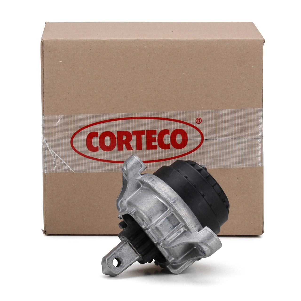 CORTECO 80004460 Motorlager Hydrolager BMW 5er F10/11 520d 525d B47 N47 rechts 22117935142