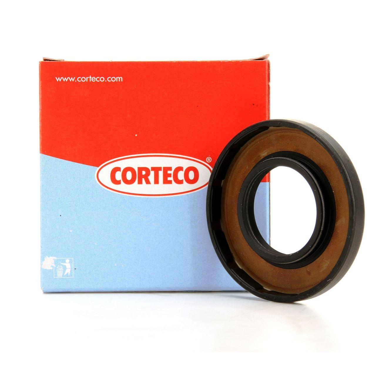 CORTECO Wellendichtring Gelenkflansch Differential für RENAULT 8200068744