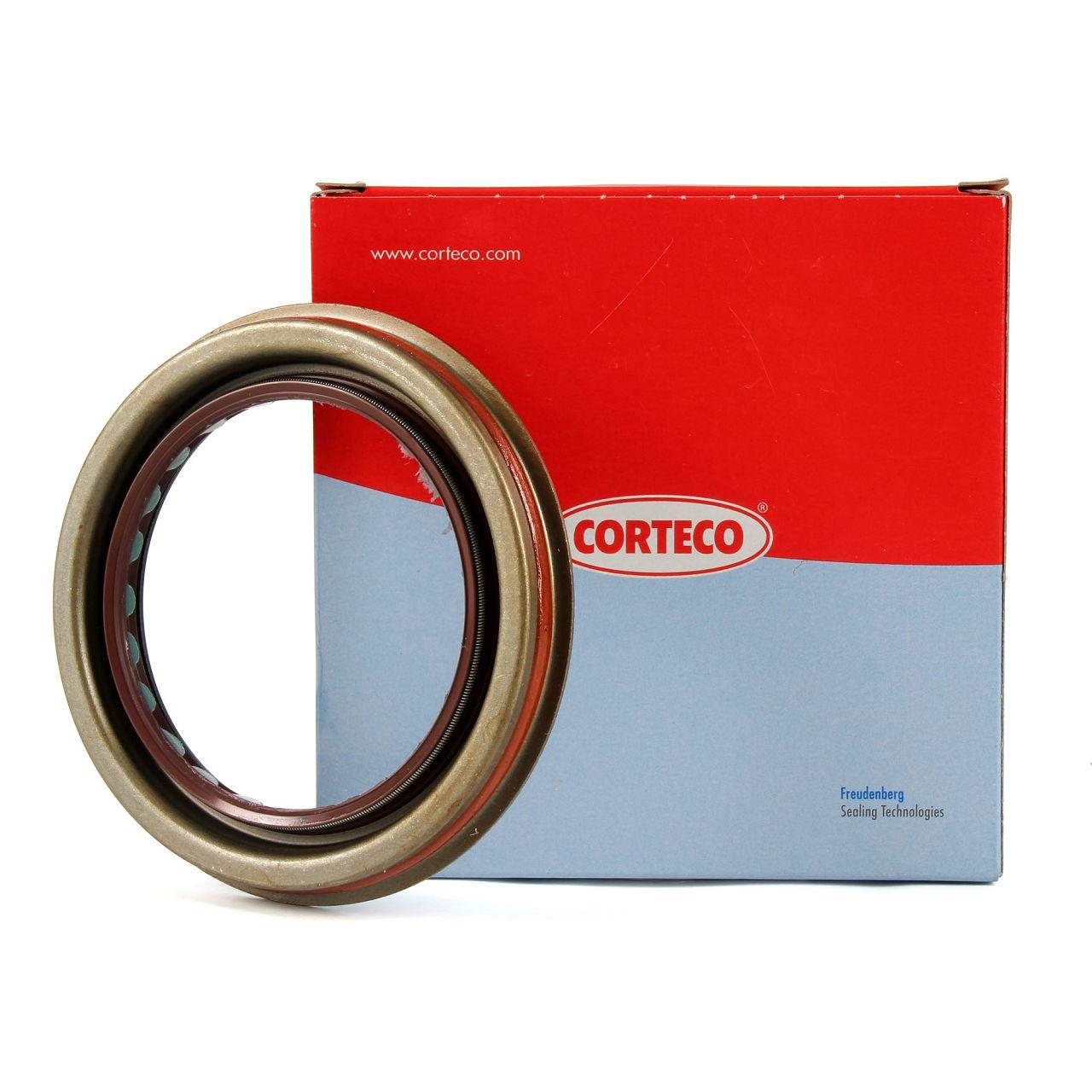 CORTECO Wellendichtring Simmering Antriebswelle für FORD TRANSIT ab 2000 hinten
