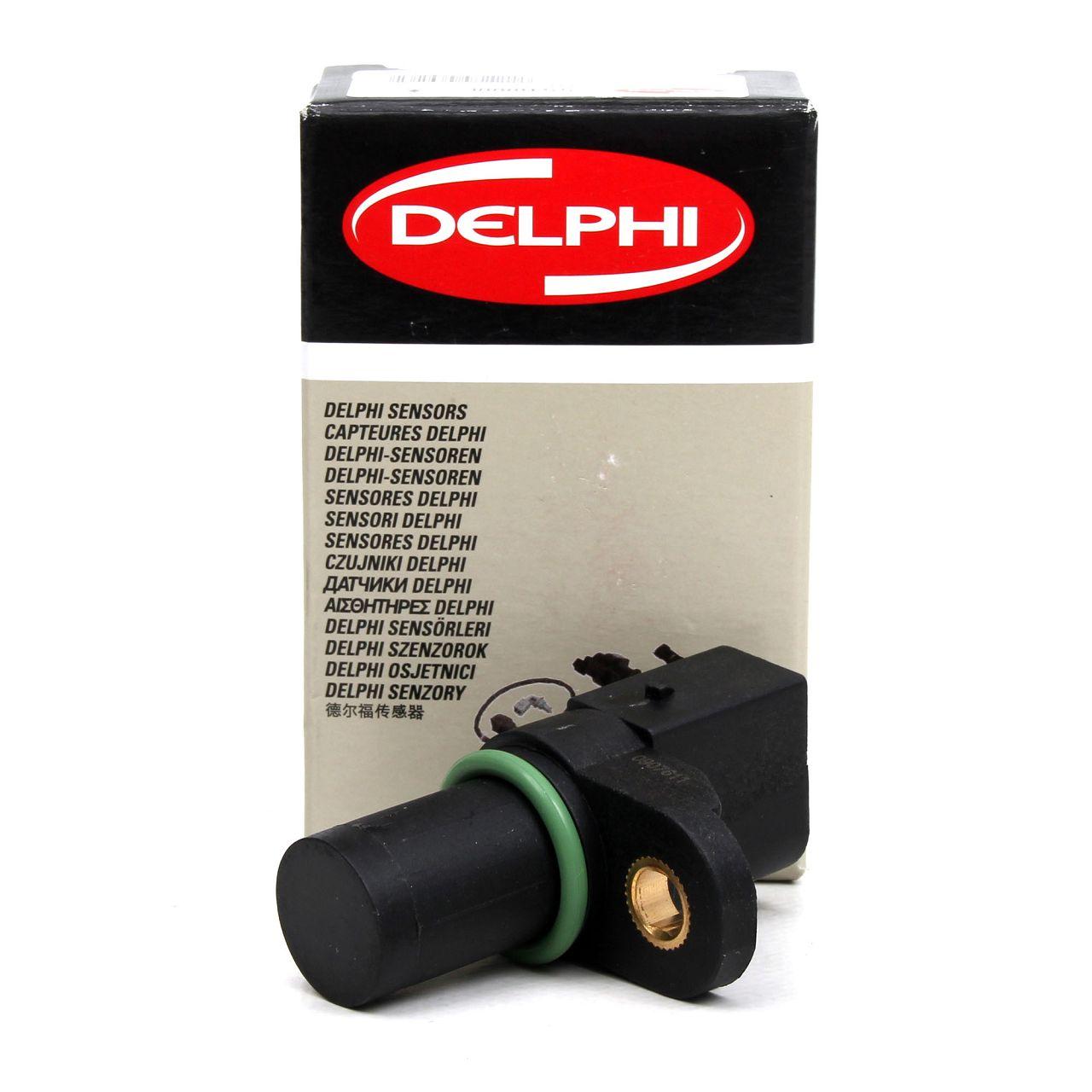 DELPHI SS10888 Nockenwellensensor AUSLASSSEITE BMW E81 E87 E46 E90 E39 E60
