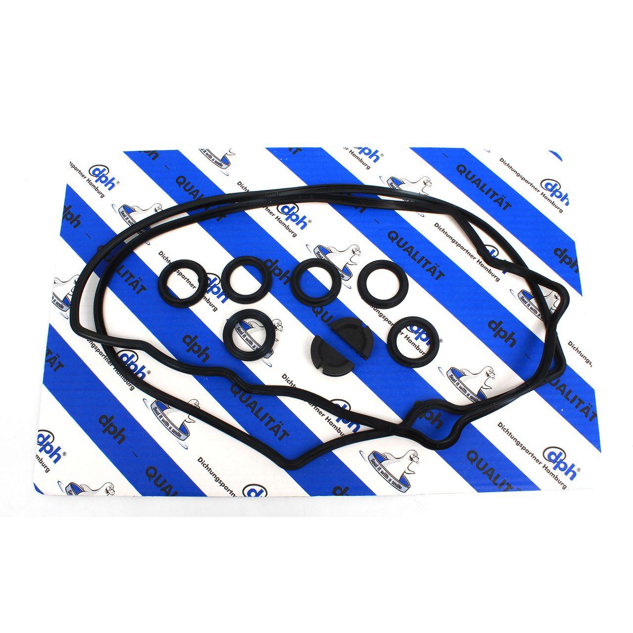 Ventildeckeldichtungs-Satz Zylinderkopfhaube für MERCEDES W202 W124 W210 W463