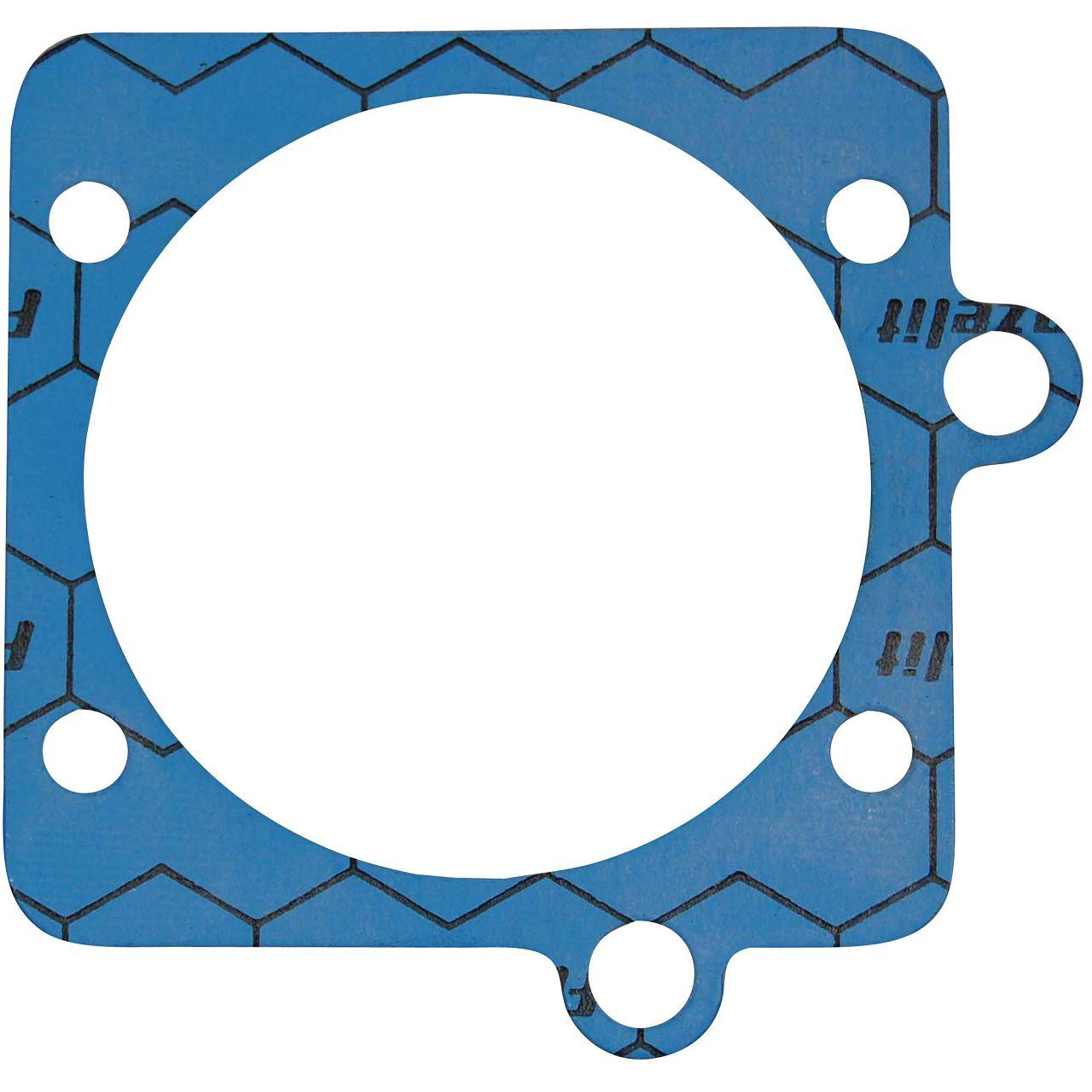 Krümmerdichtung Drosselklappendichtung BLAU für OPEL 1.8 Z18XE X18XE1 Z18XEL