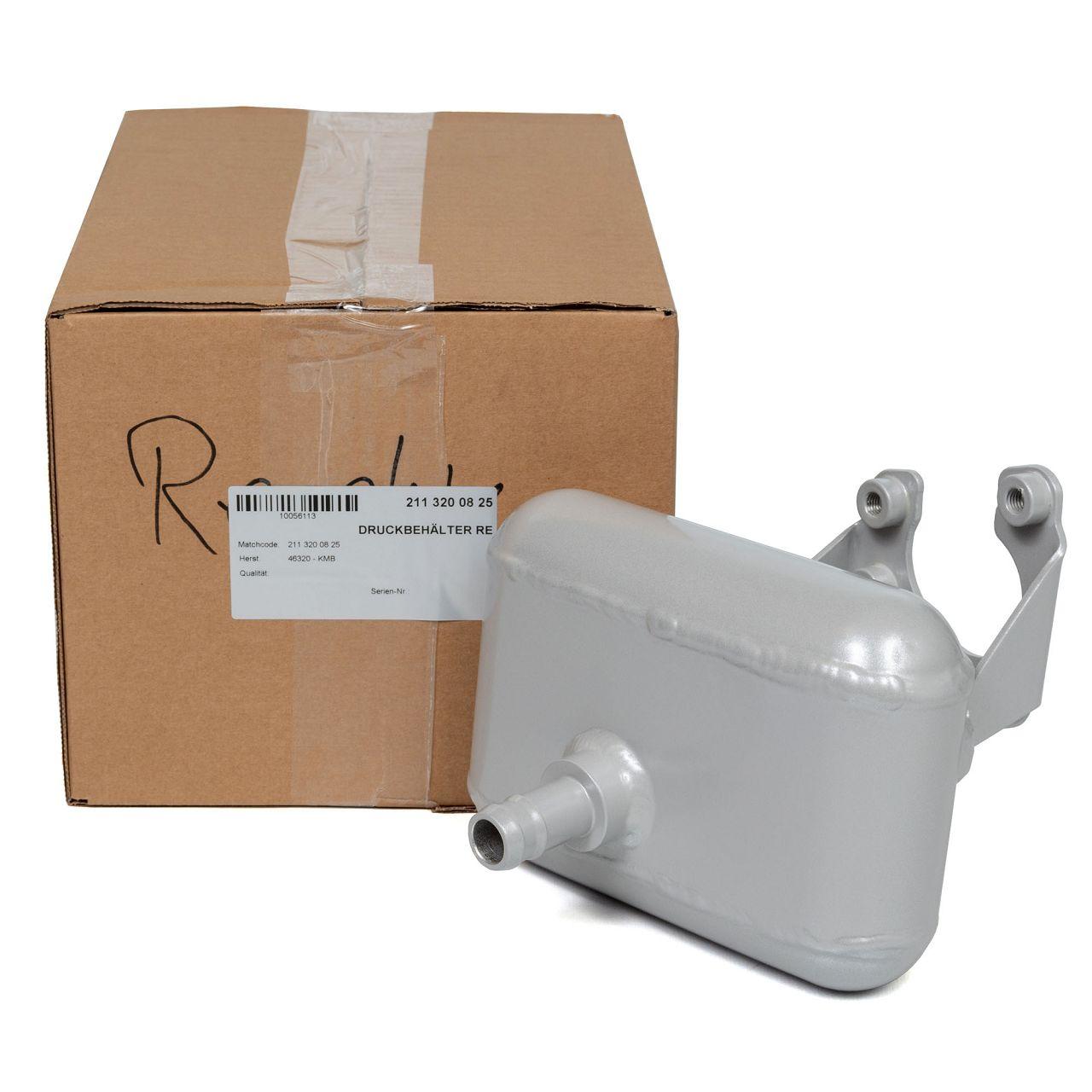 Druckbehälter Hydrospeicher Airmatik für MERCEDES C219 W211 S211 hinten rechts