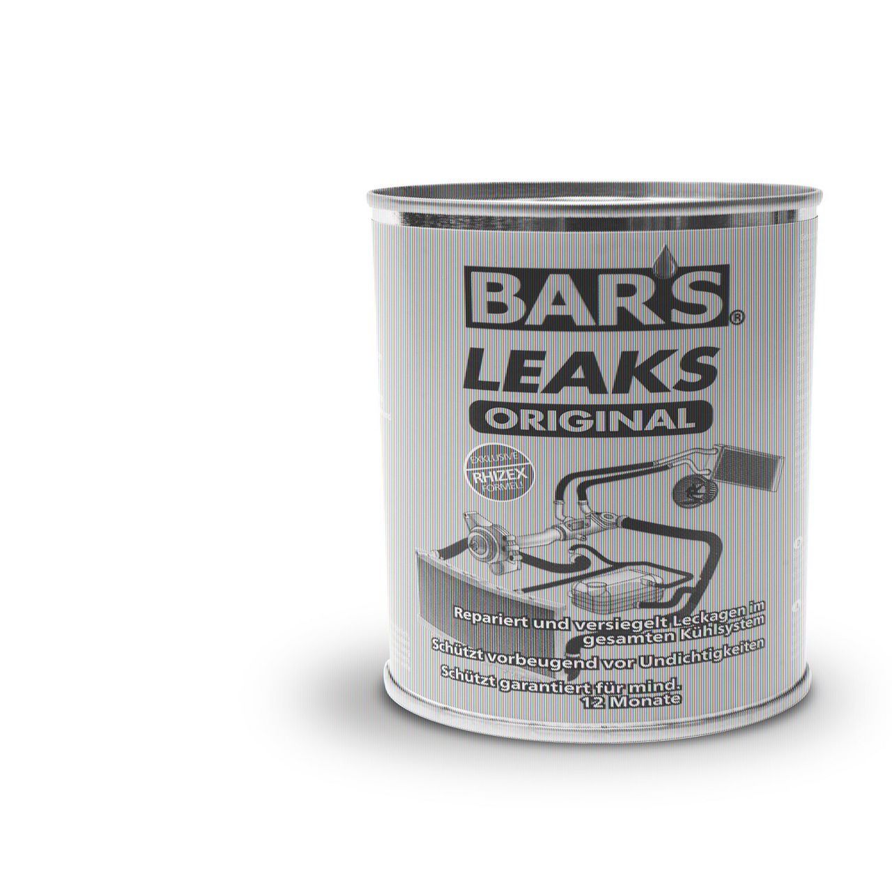 BAR'S LEAKS Original Kühlerdichtmittel Granulat Dichtmittel Kühler 160 g BL02