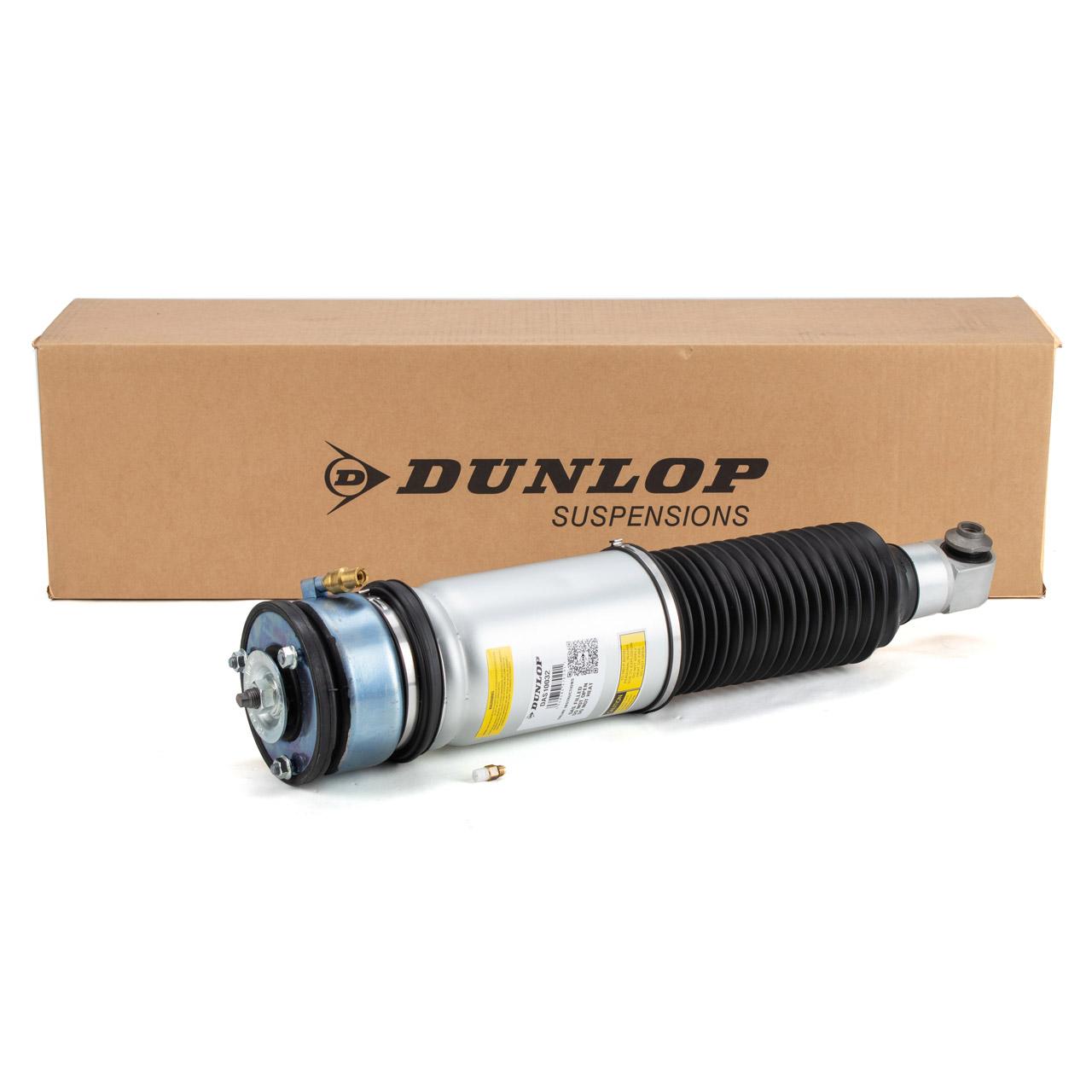 DUNLOP DAS10032 Federbein Luftfederung ADS BMW 7er E65 E66 E67 hinten links 37126785537
