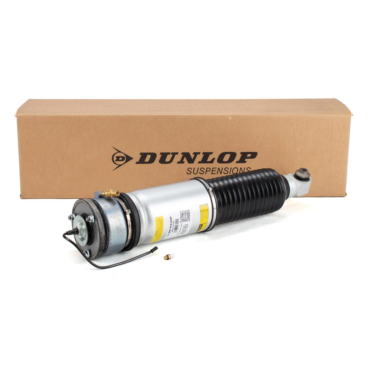 DUNLOP DAS10125 Federbein Luftfederung ADS BMW 7er E65 E66 E67 hinten links 37126785535
