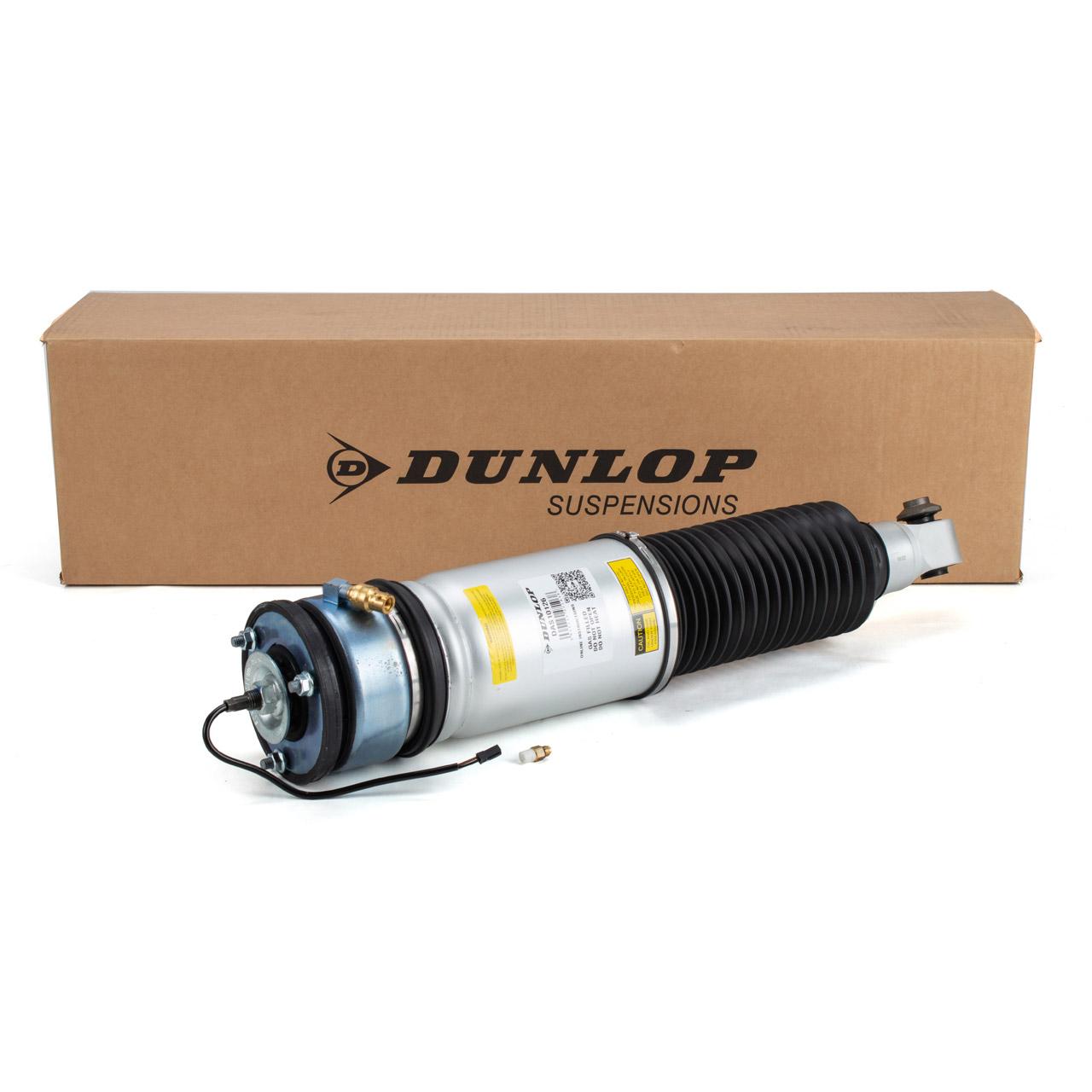 DUNLOP DAS10126 Federbein Luftfederung ADS BMW 7er E65 E66 E67 hinten rechts 37126785536